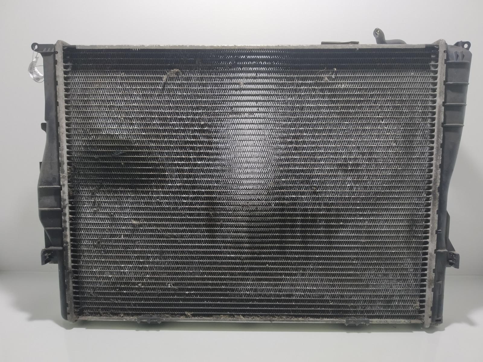Радиатор (основной) Bmw 1 E87 1.6 I 2007 (б/у)