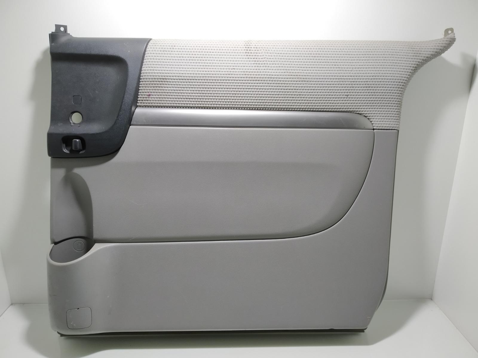 Обшивка двери задней правой (дверная карта) Kia Sedona 2.9 CRDI 2007 (б/у)