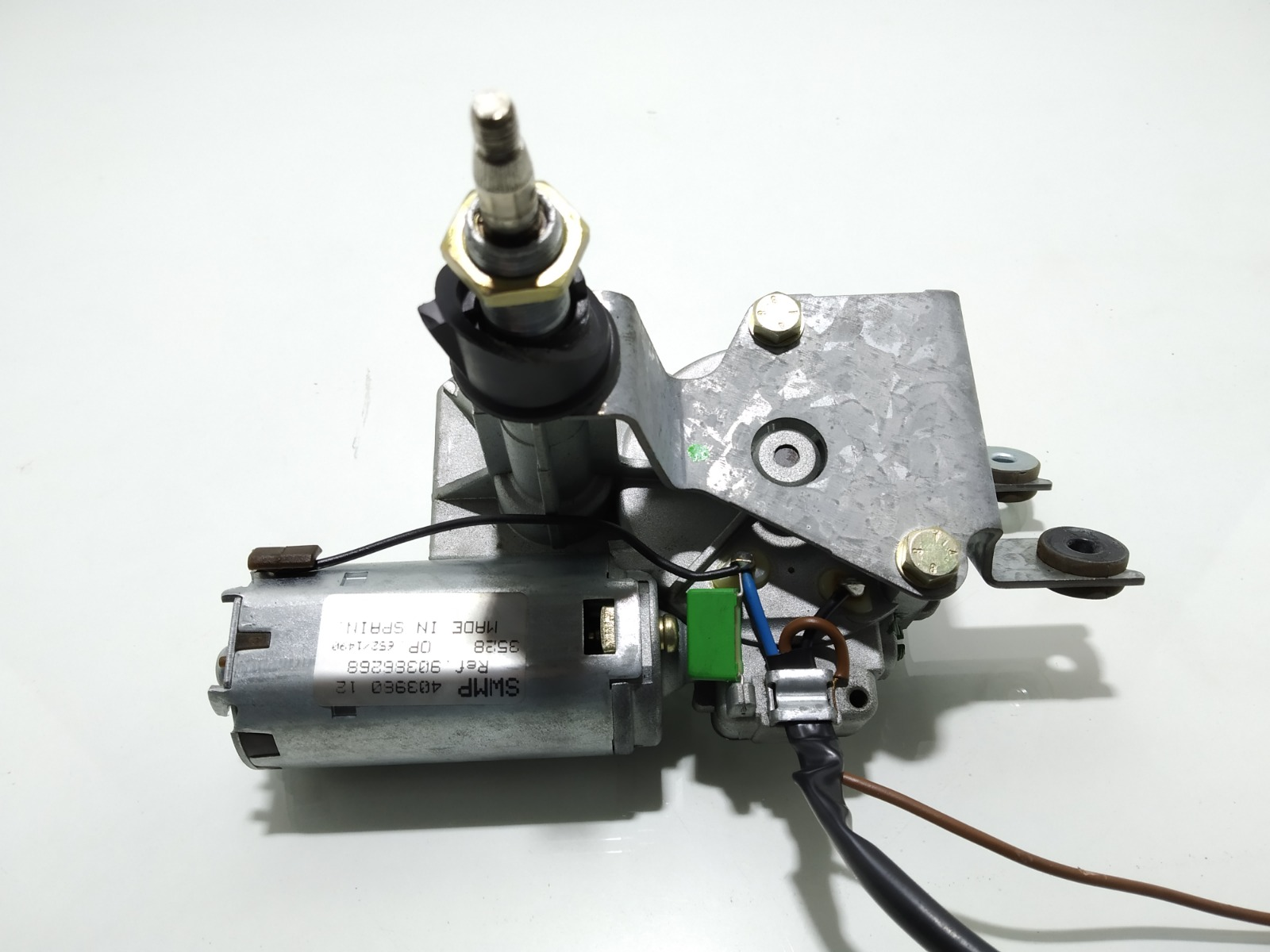 Моторчик заднего стеклоочистителя (дворника) Opel Corsa B 1.2 I 1999 (б/у)
