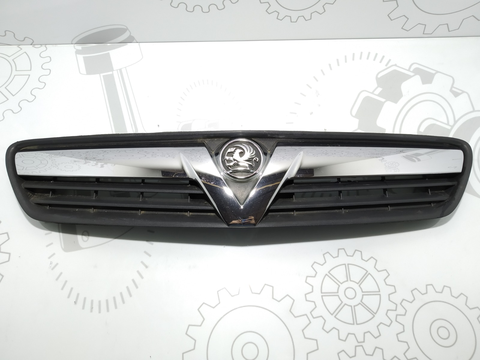 Решетка радиатора Opel Meriva 1.6 I 2010 (б/у)