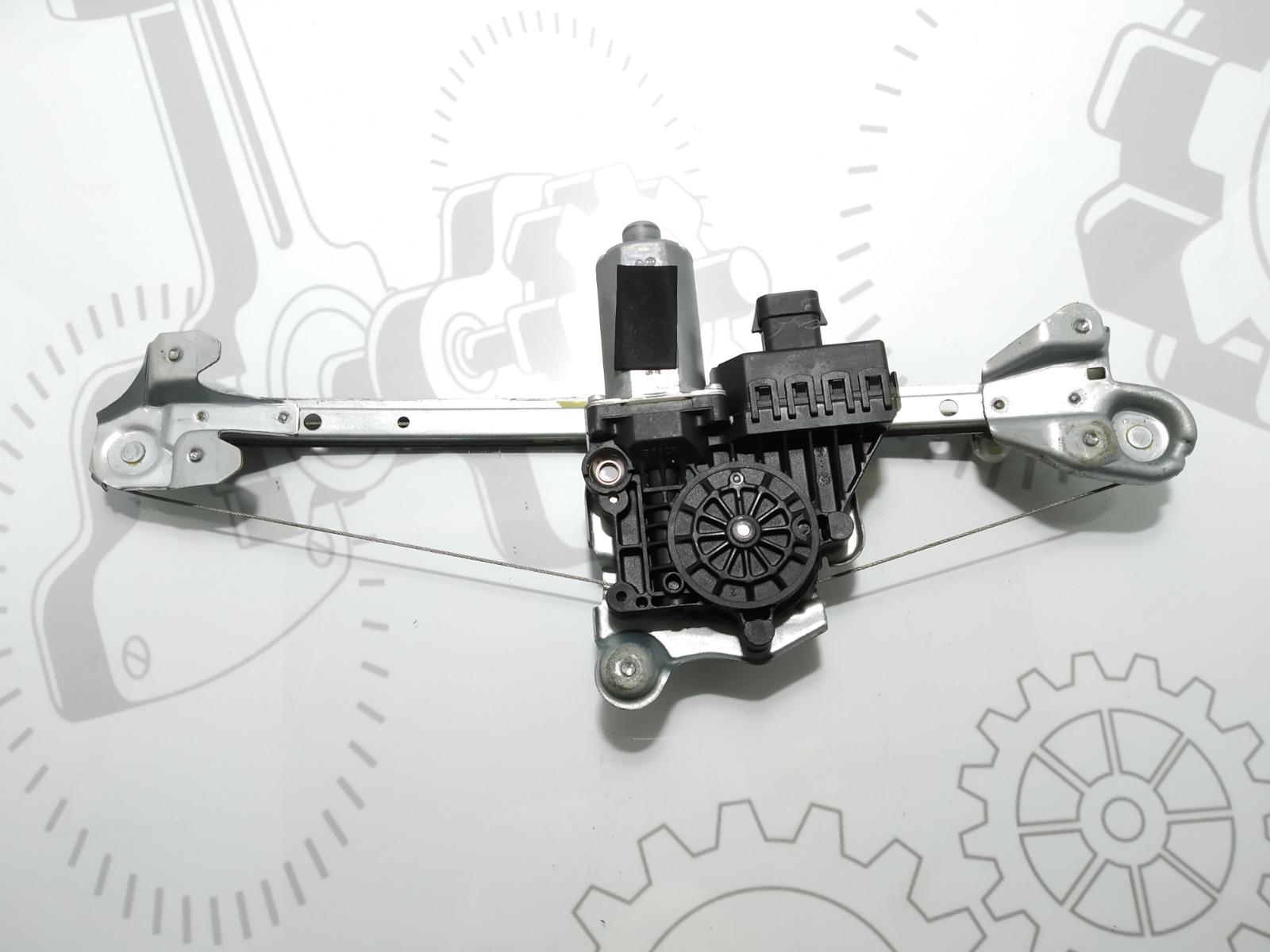 Стеклоподъемник электрический задний правый Opel Astra H 1.9 CDTI 2008 (б/у)