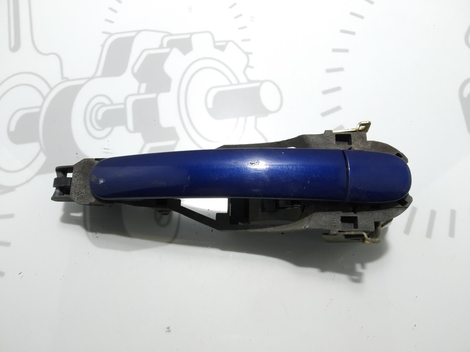 Ручка наружная передняя левая Volkswagen Passat B5 2.0 I 2001 (б/у)