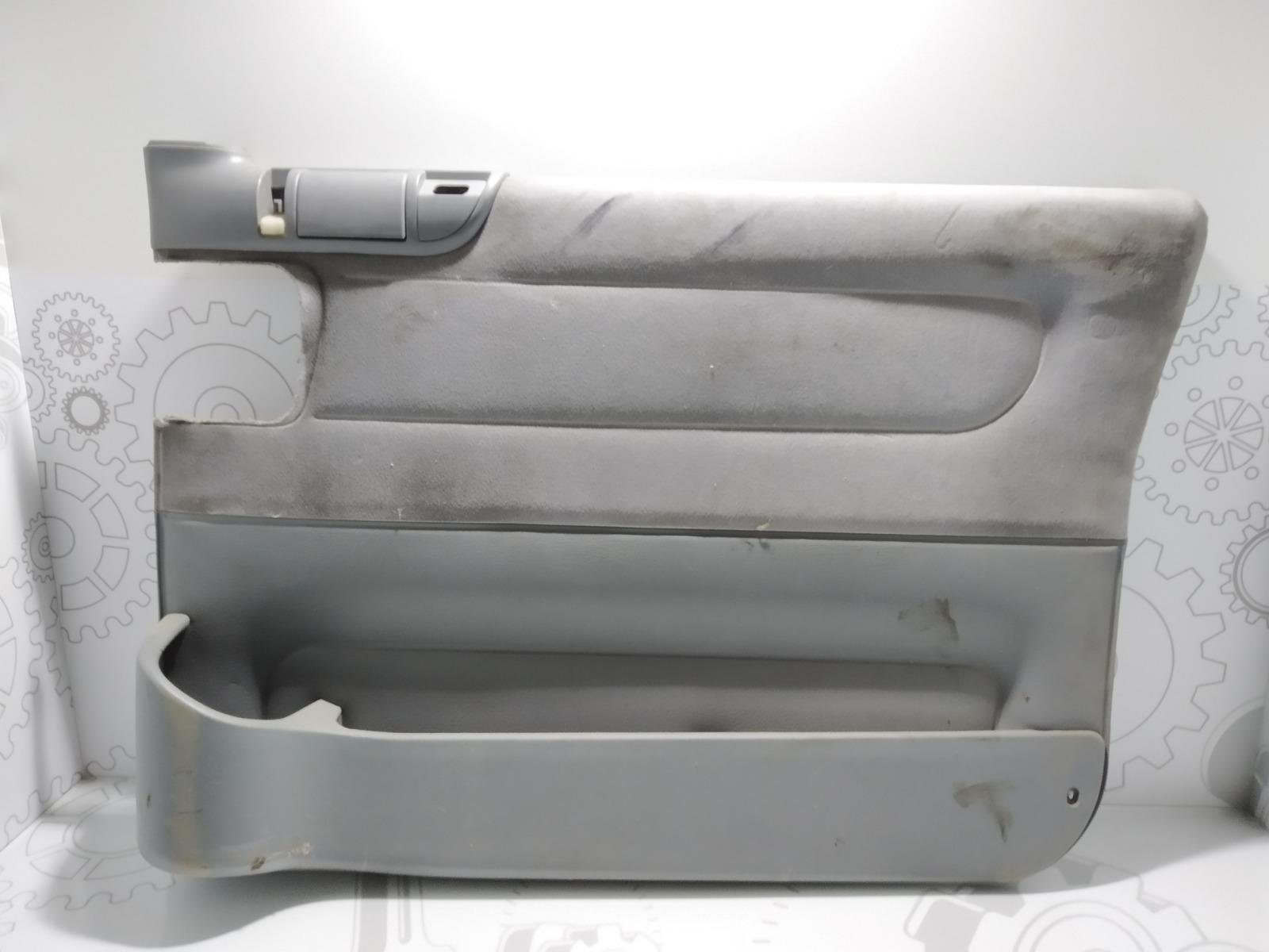 Обшивка двери задней правой (дверная карта) Fiat Ulysse 2.0 HDI 2000 (б/у)