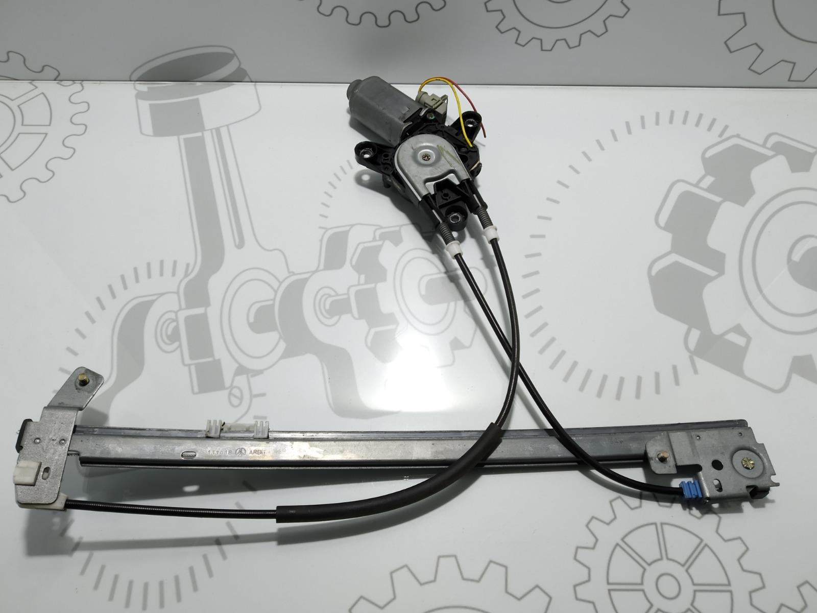 Стеклоподъемник электрический задний правый Fiat Ulysse 2.0 HDI 2000 (б/у)