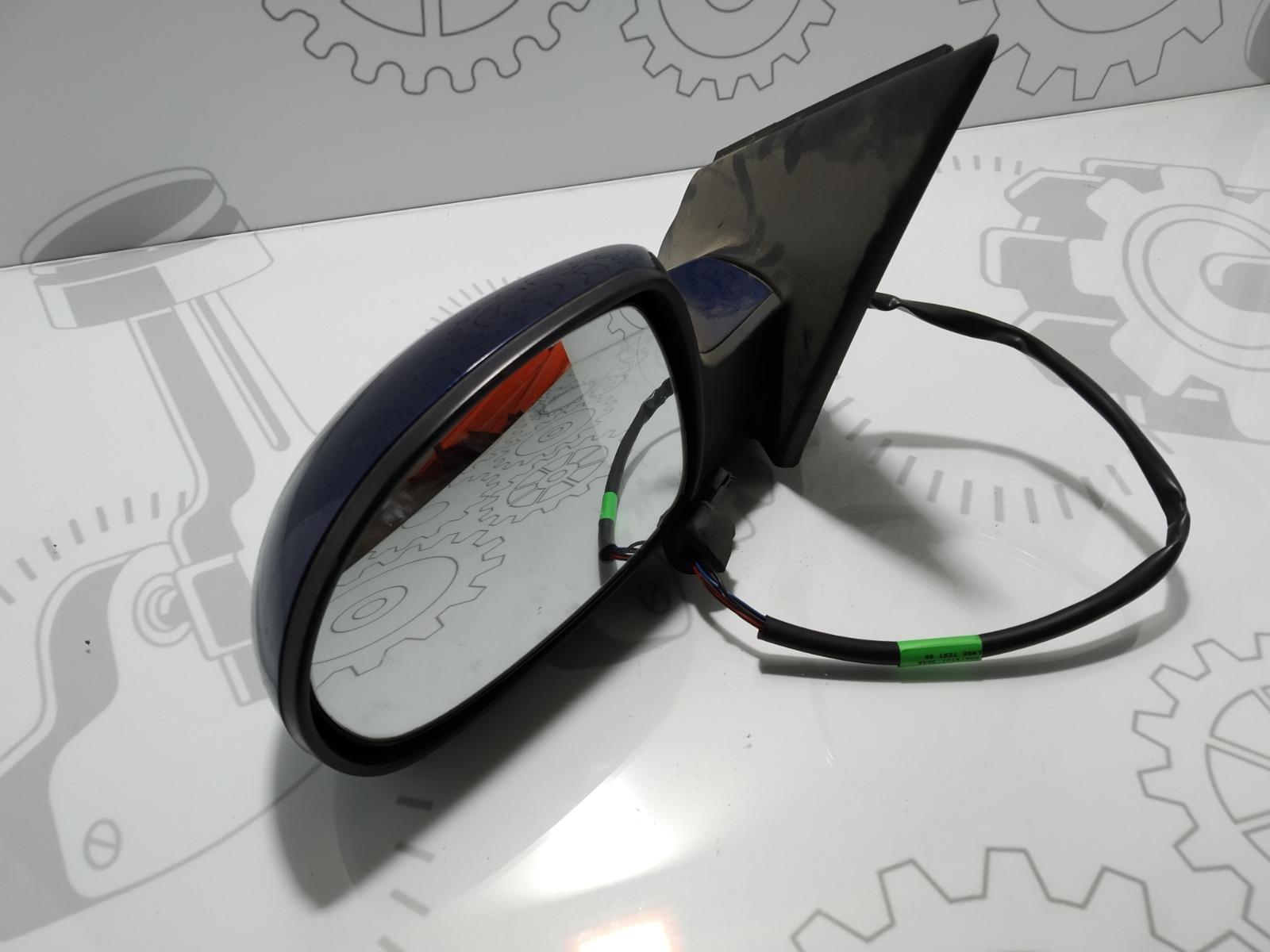 Зеркало наружное левое Citroen C5 2.0 HDI 2006 (б/у)