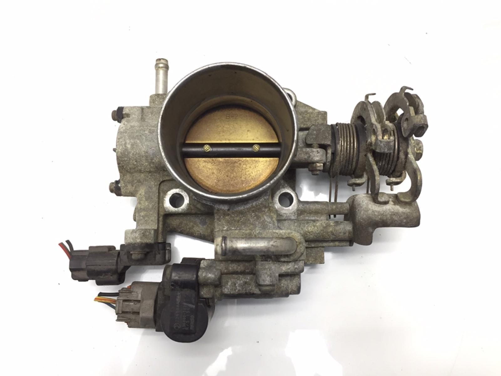 Заслонка дроссельная Subaru Forester 2.0 I 2000 (б/у)