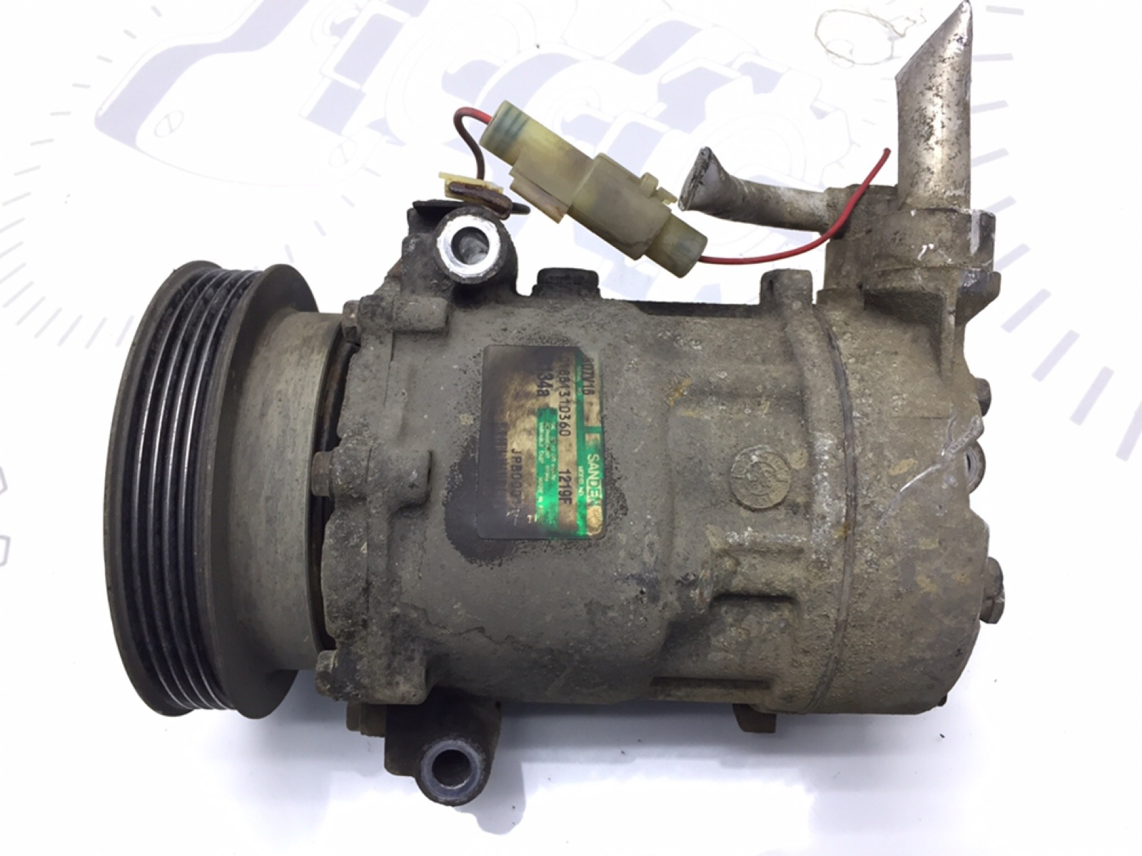 Компрессор кондиционера Rover 25 1.6 I 2003 (б/у)