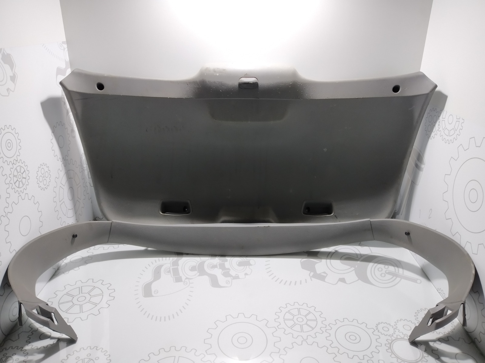 Обшивка крышки багажника Renault Scenic 2.0 I 2007 (б/у)