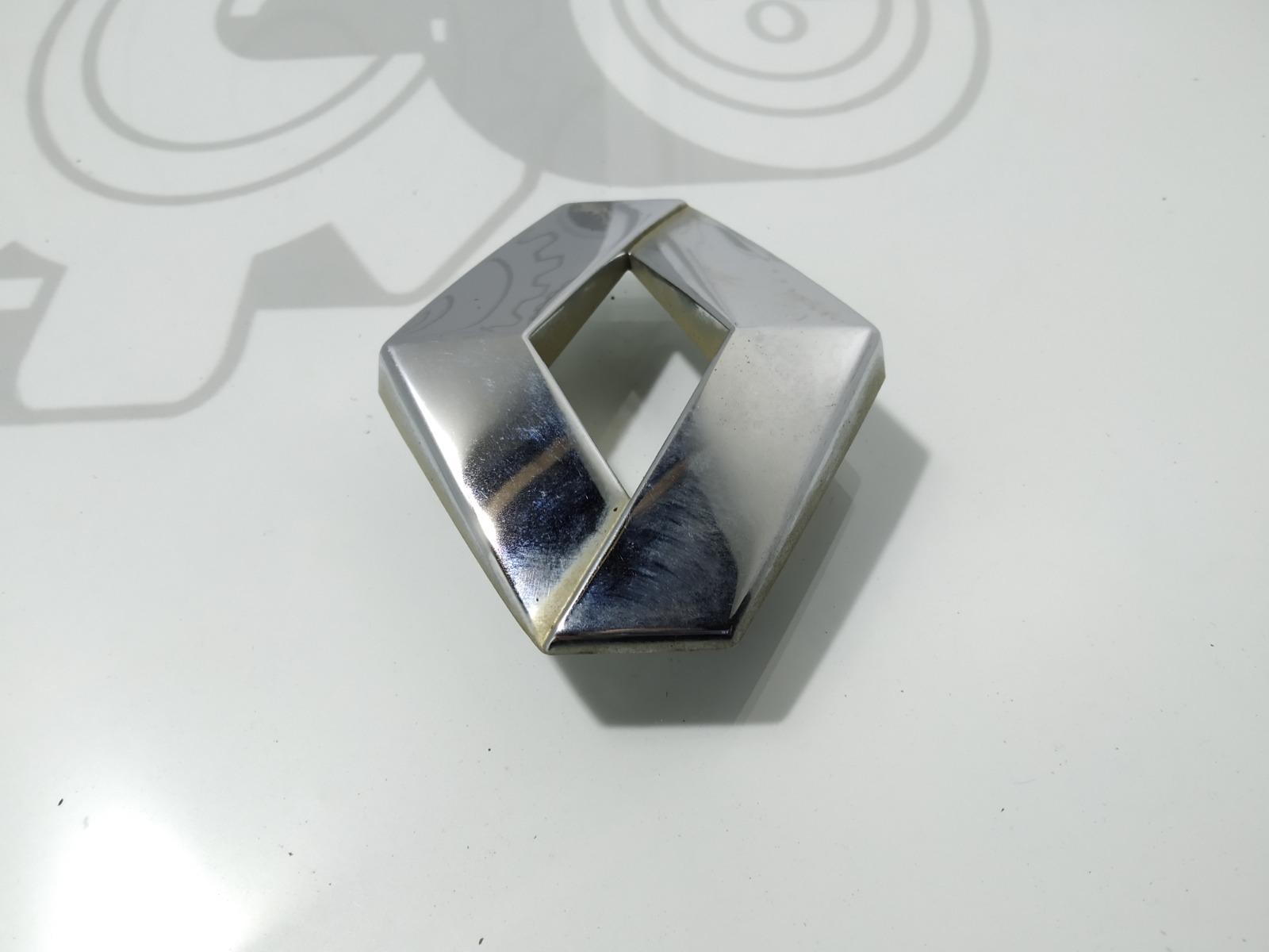 Эмблема Renault Scenic 2.0 I 2007 (б/у)