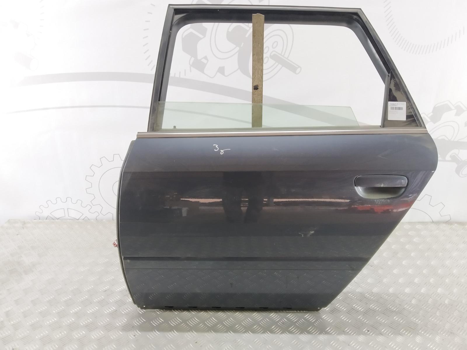 Дверь задняя левая Audi A6 C5 1.9 TDI 2003 (б/у)