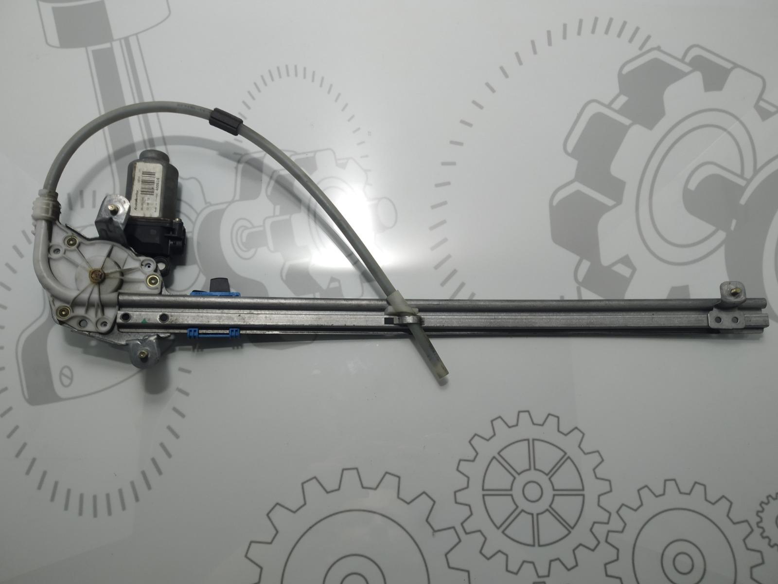 Стеклоподъемник электрический задний правый Renault Espace 1.9 DCI 2004 (б/у)