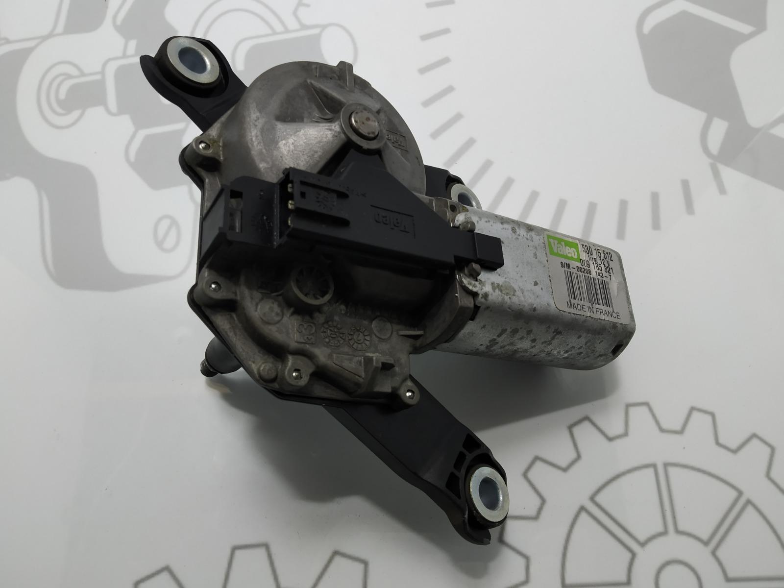 Моторчик заднего стеклоочистителя (дворника) Opel Vectra C 1.8 I 2007 (б/у)