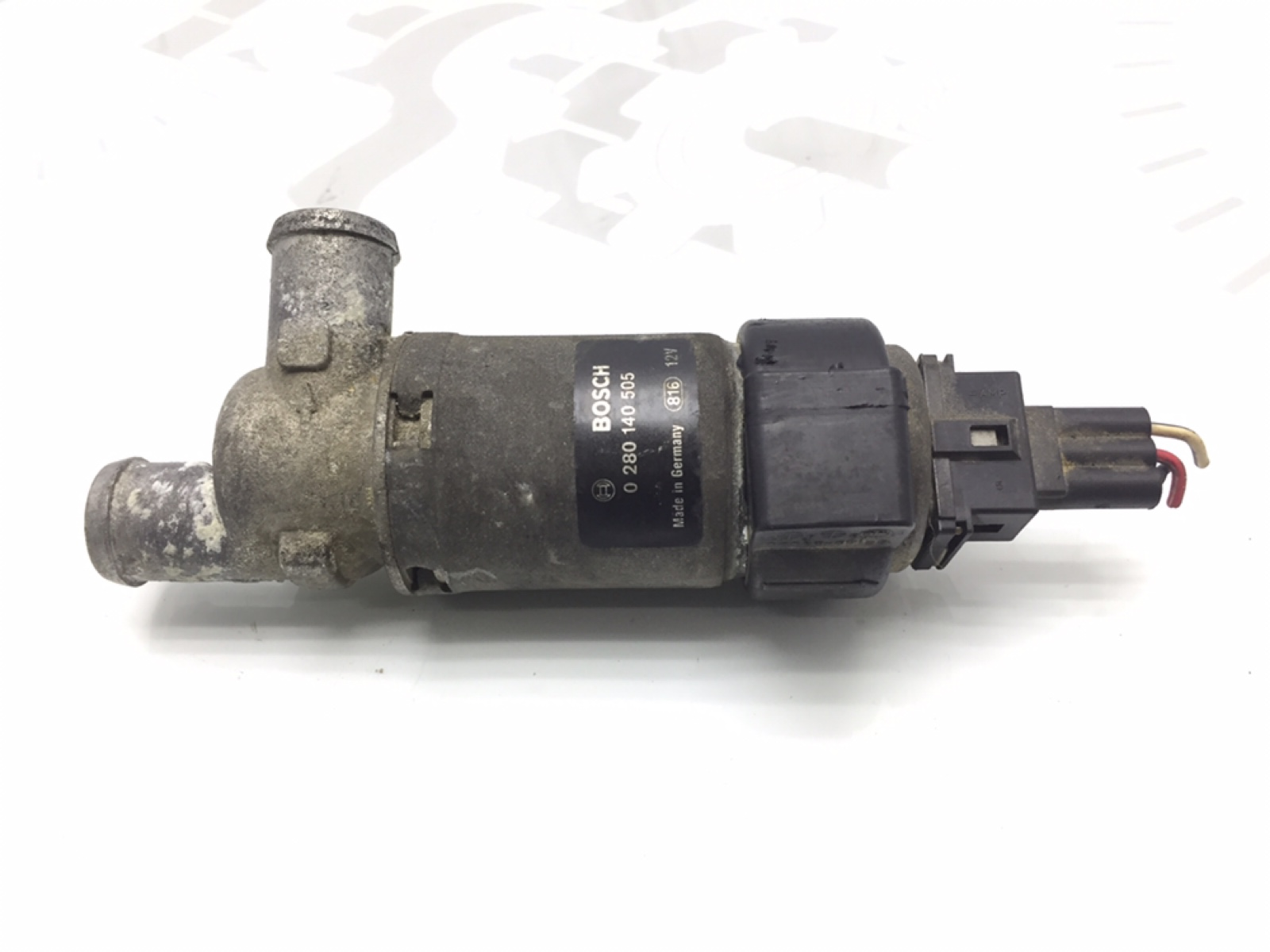 Клапан холостого хода Hyundai Lantra J2 1.6 I 1998 (б/у)