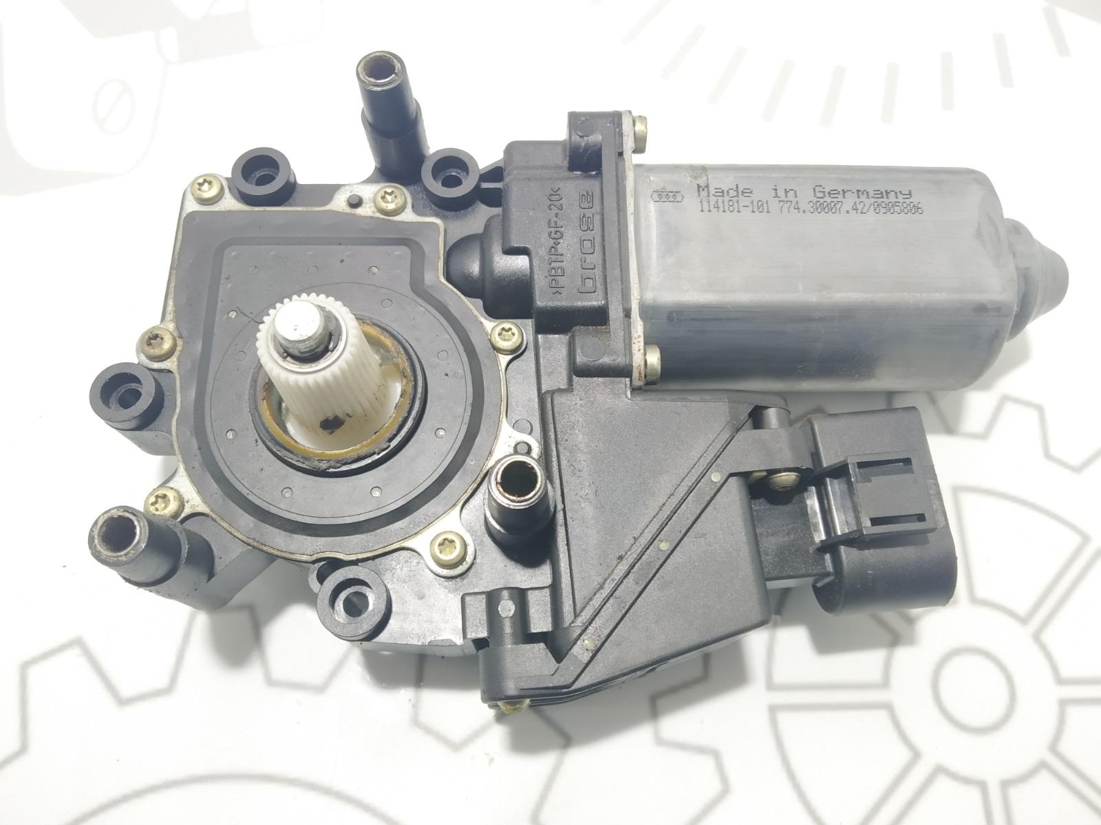 Моторчик стеклоподъемника передний левый Audi A6 C5 1.8 TI 1998 (б/у)