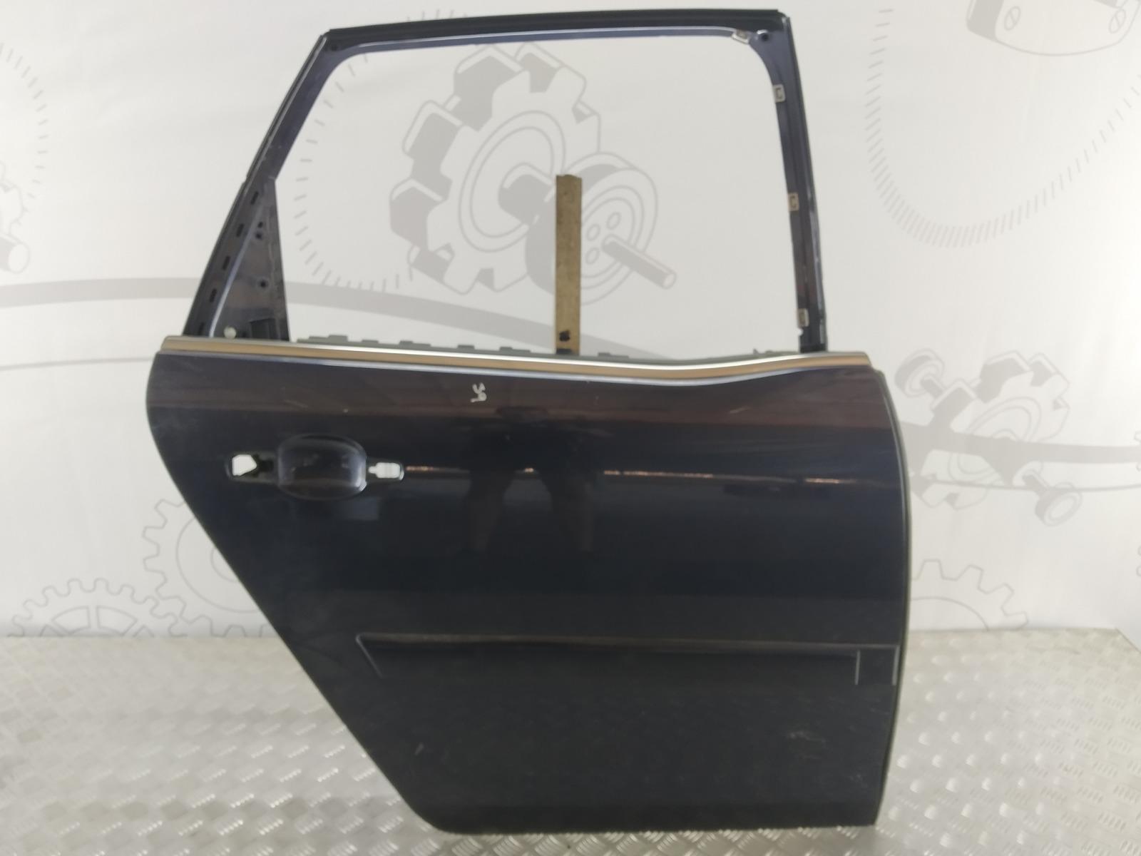 Дверь задняя правая Citroen C4 Picasso 2.0 HDI 2008 (б/у)
