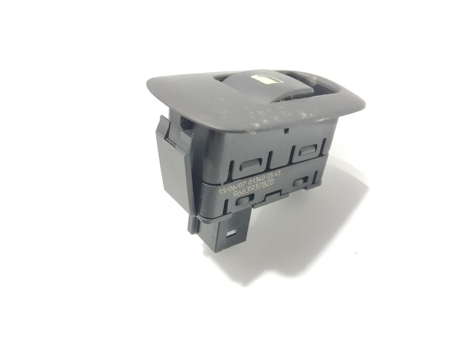 Кнопка стеклоподъемника Citroen C4 Picasso 2.0 HDI 2008 (б/у)
