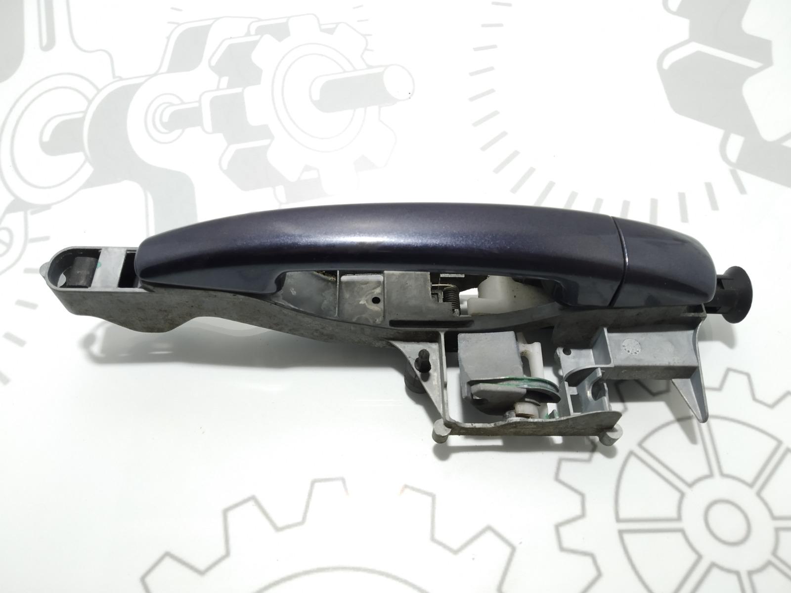 Ручка наружная задняя правая Citroen C4 Picasso 2.0 HDI 2008 (б/у)