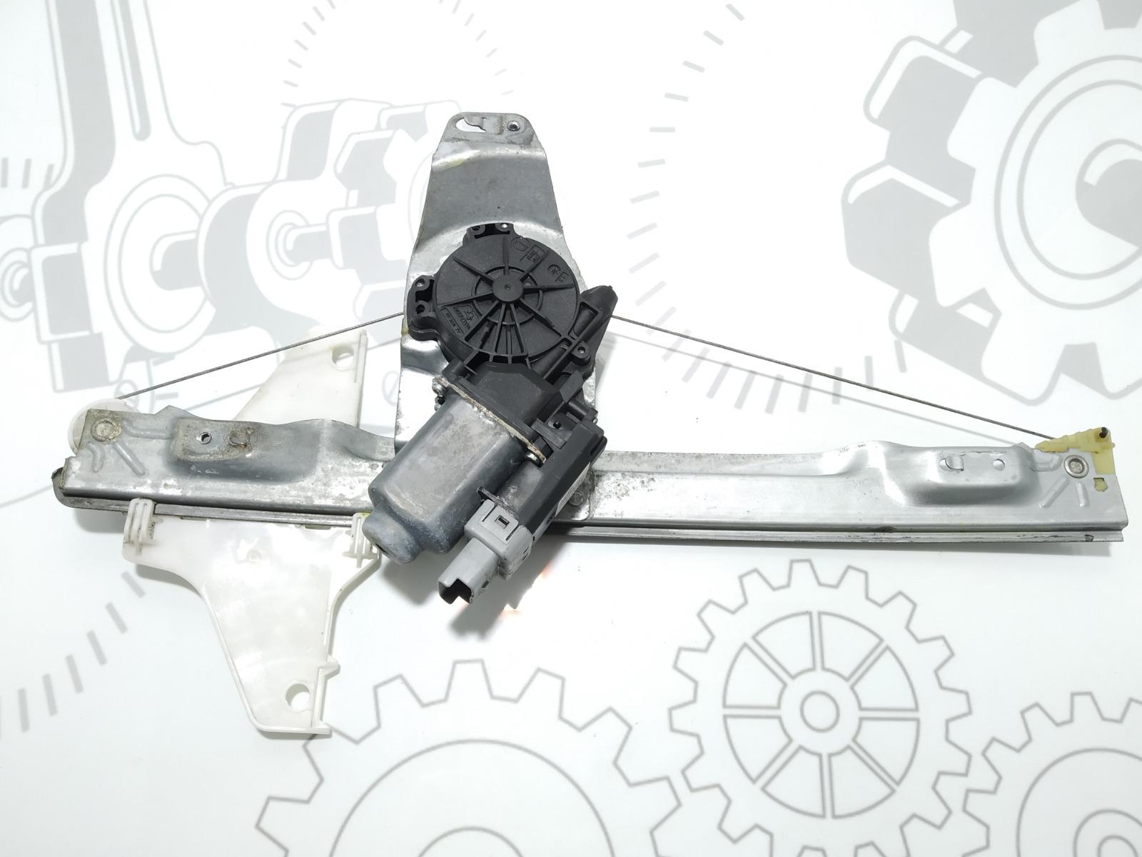 Стеклоподъемник электрический задний правый Citroen C4 Picasso 2.0 HDI 2008 (б/у)