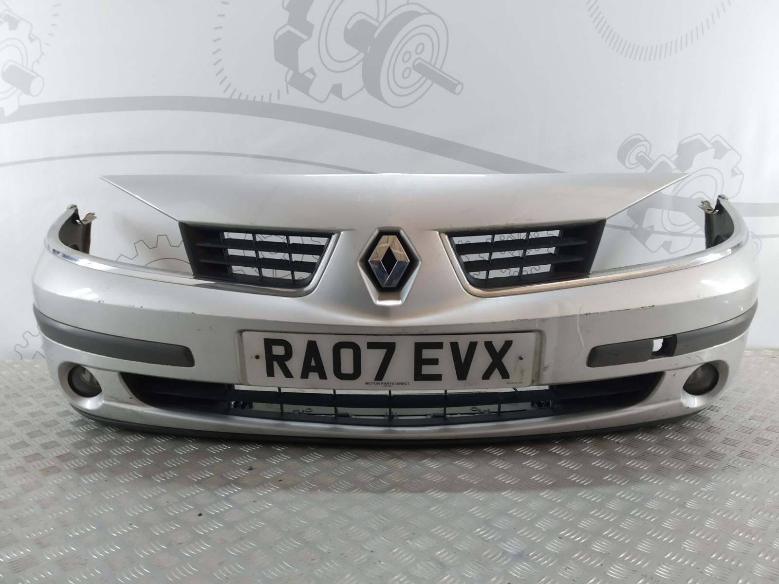 Бампер передний Renault Laguna 1.9 DCI 2007 (б/у)