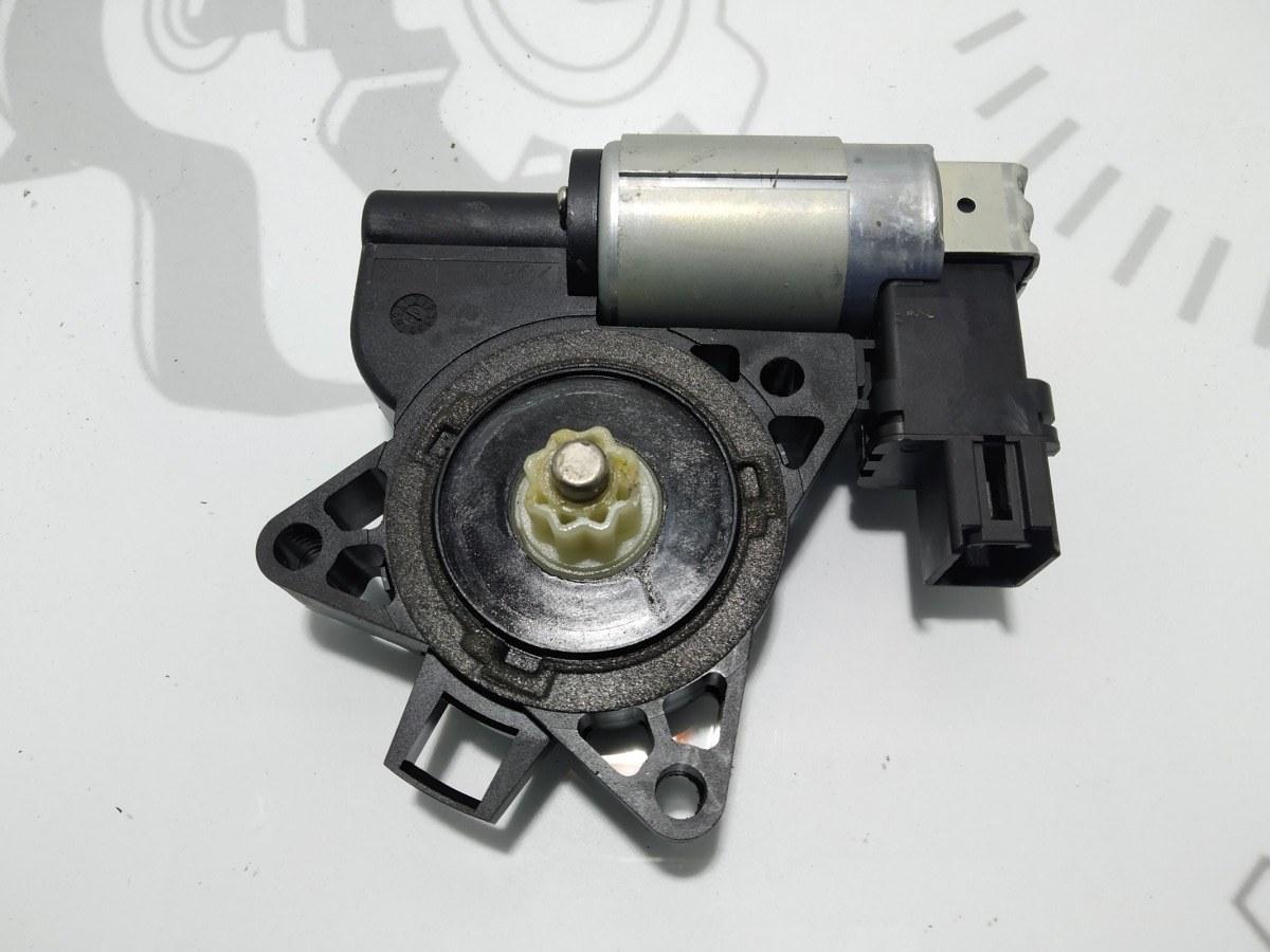 Моторчик стеклоподъемника передний левый Mazda 3 BK 2.0 I 2004 (б/у)