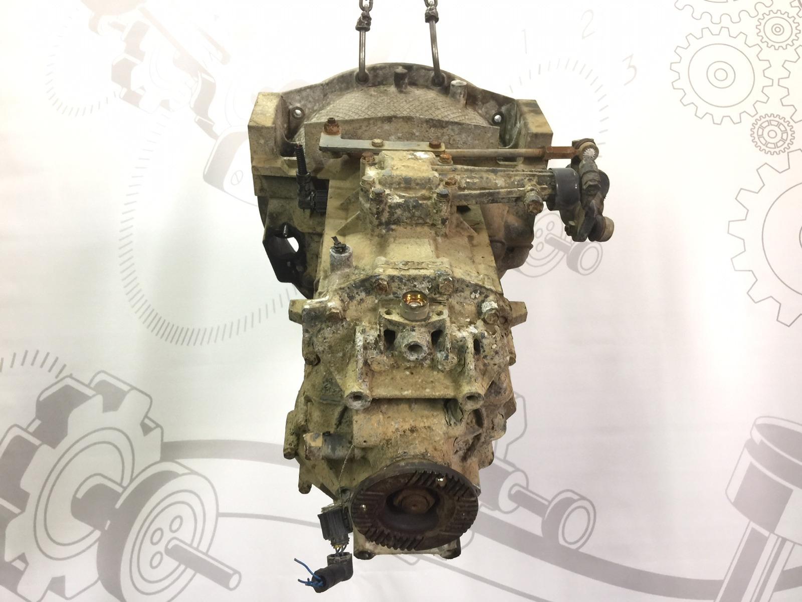 Кпп механическая (мкпп) Daf Lf 3.9 TD 2006 (б/у)