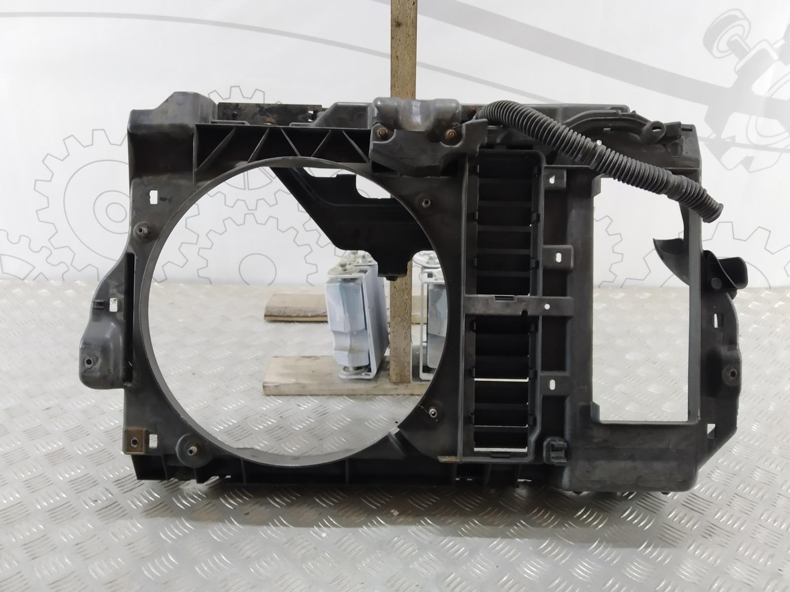 Диффузор вентилятора Peugeot 407 1.6 HDI 2005 (б/у)
