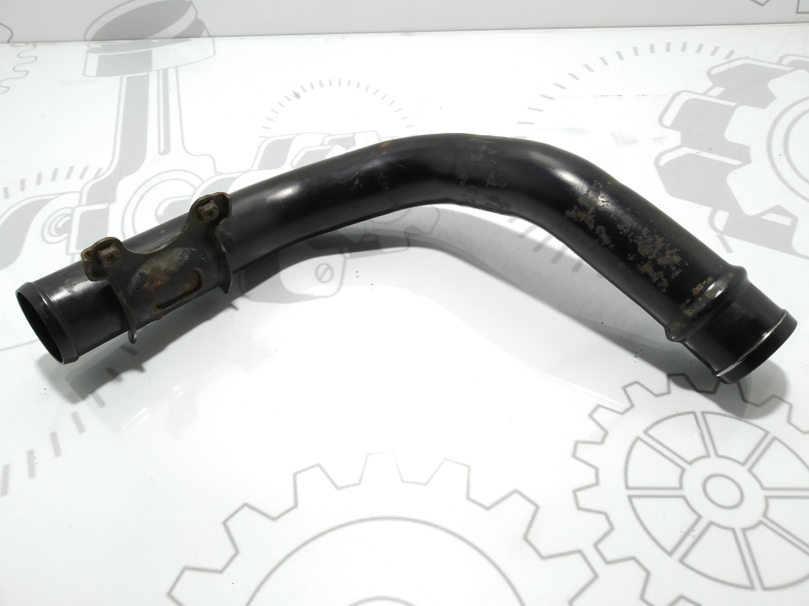 Патрубок интеркулера Nissan Qashqai 1.5 DCI 2007 (б/у)