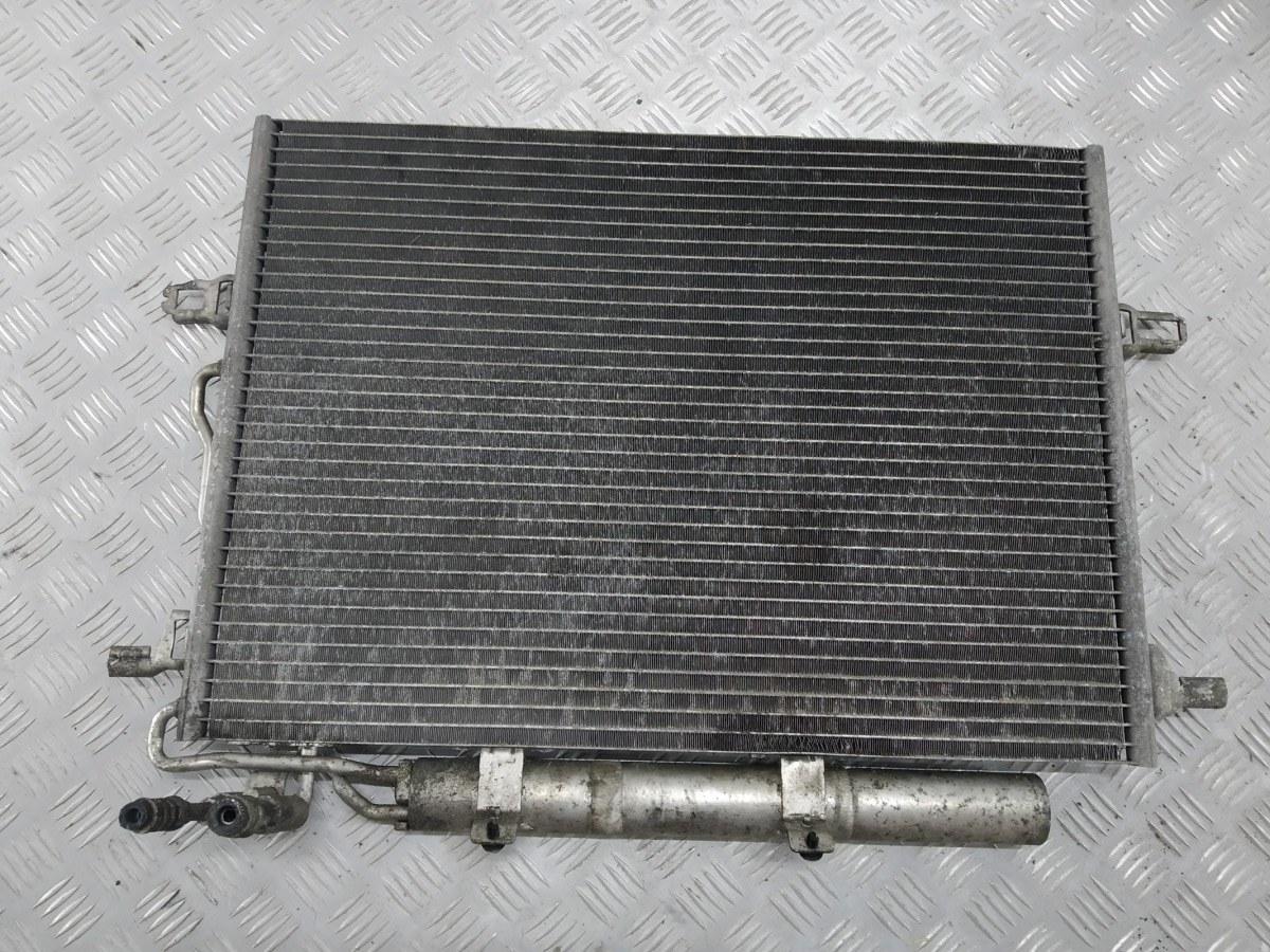 Радиатор кондиционера Mercedes E W211 2.2 CDI 2002 (б/у)
