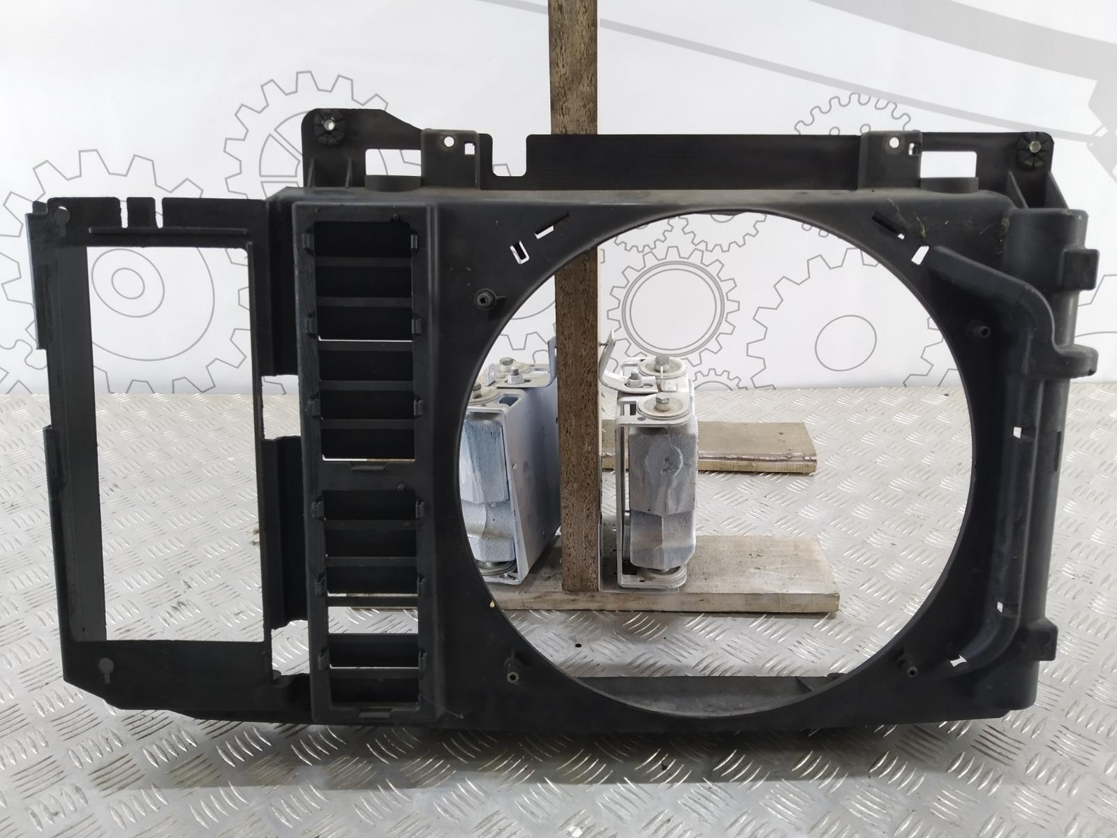 Диффузор вентилятора Citroen Xsara Picasso 1.6 HDI 2006 (б/у)