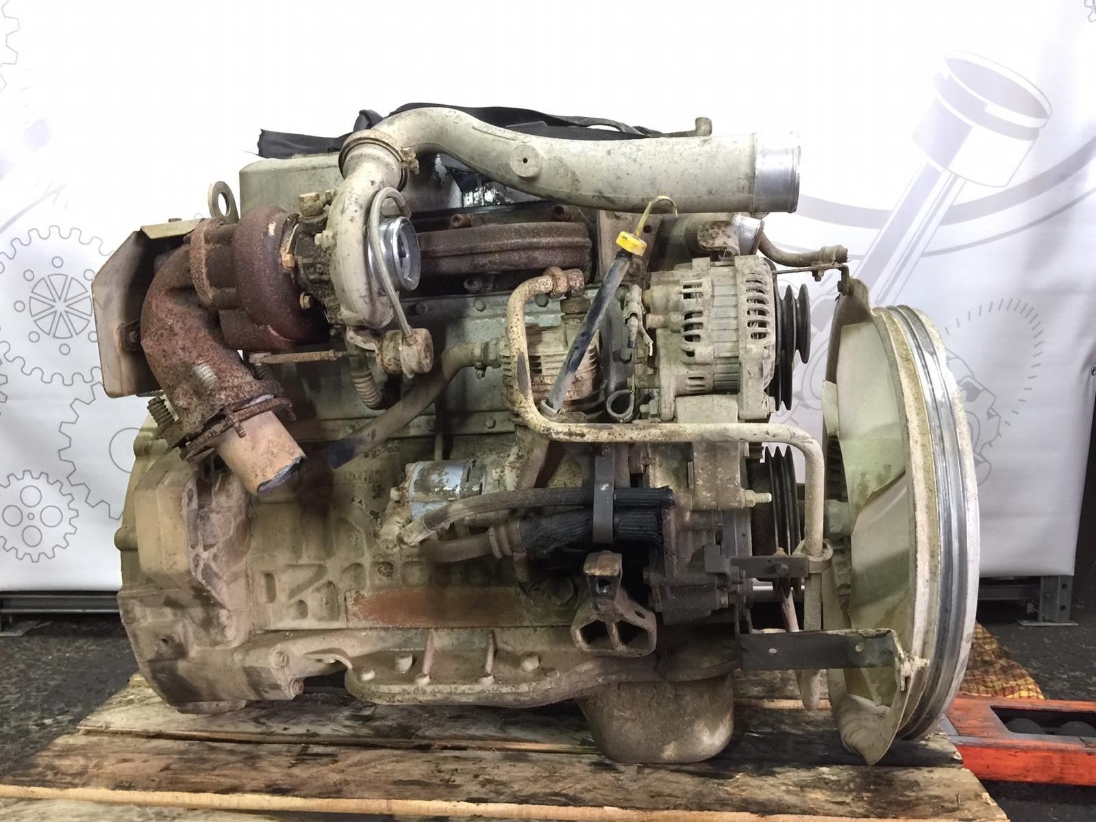 Двигатель Renault Midlum 4.2 DCI 2003 (б/у)