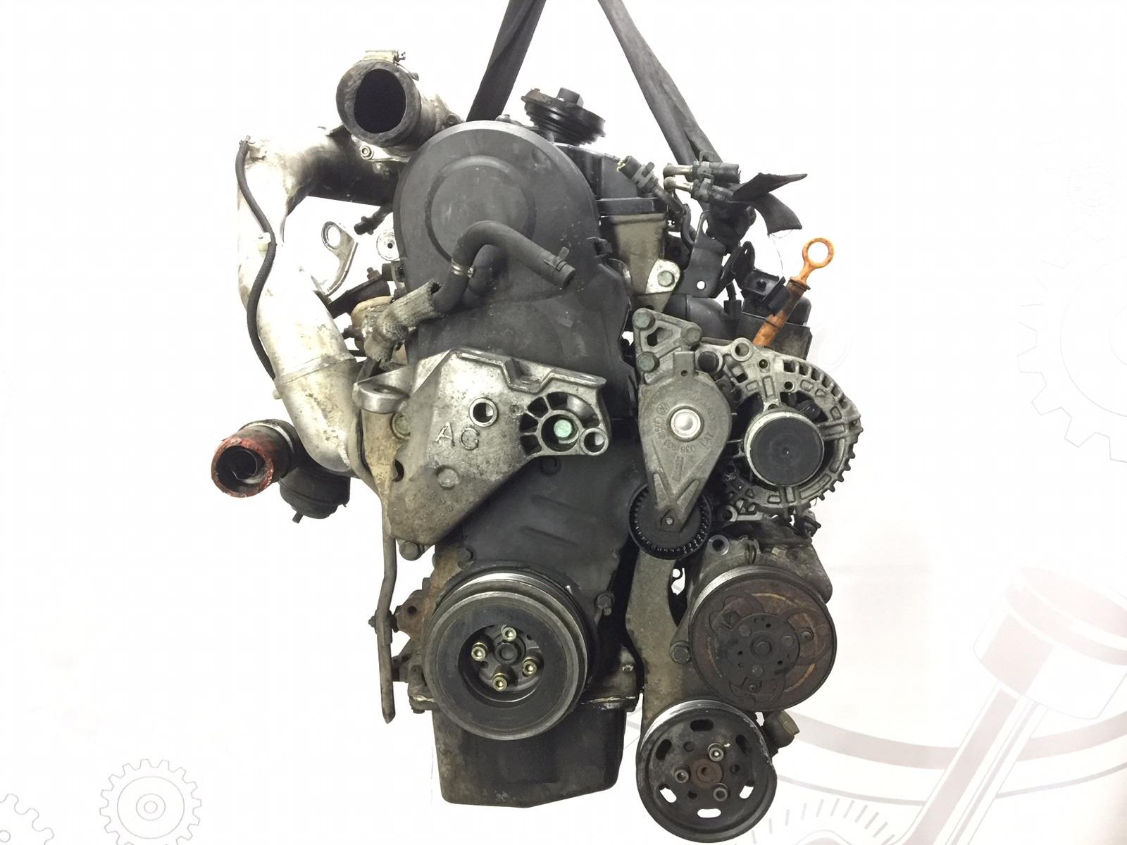 Двигатель дизельный Audi A3 8L 1.9 TDI 2002 (б/у)