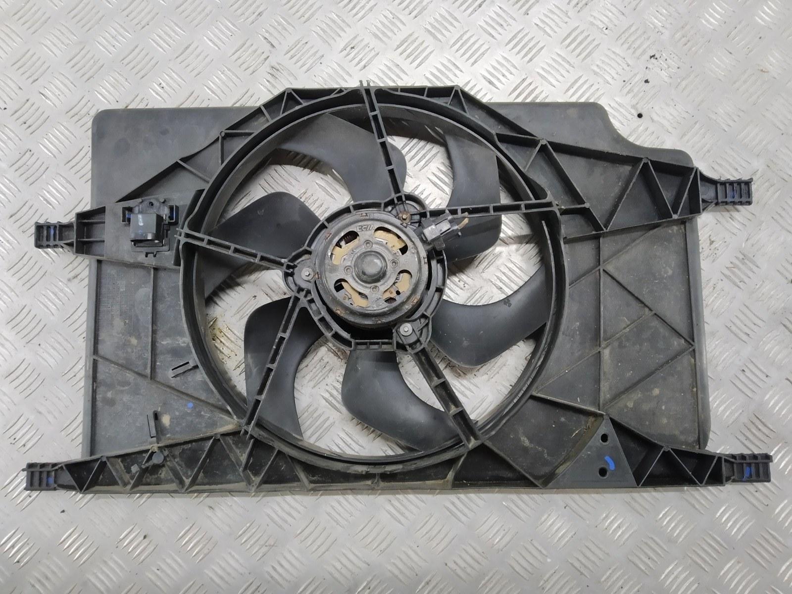 Вентилятор радиатора Renault Laguna 1.9 DCI 2007 (б/у)