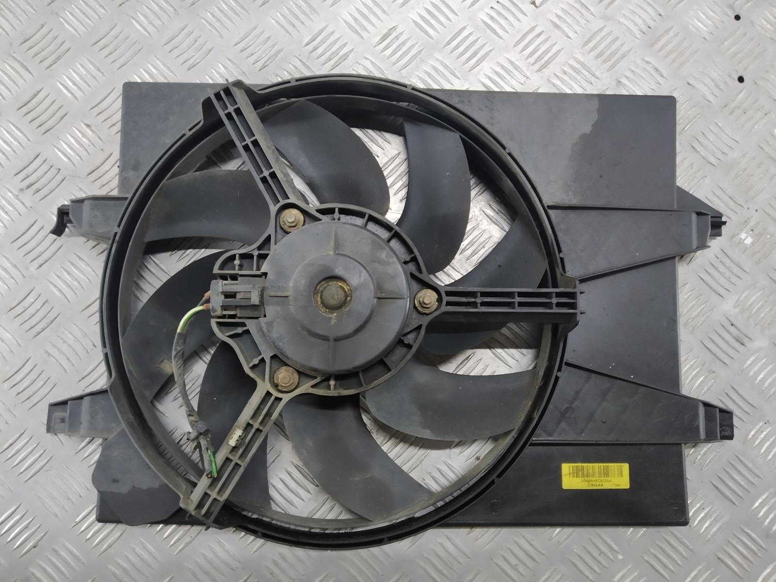 Вентилятор радиатора Ford Fusion 1.4 I 2004 (б/у)