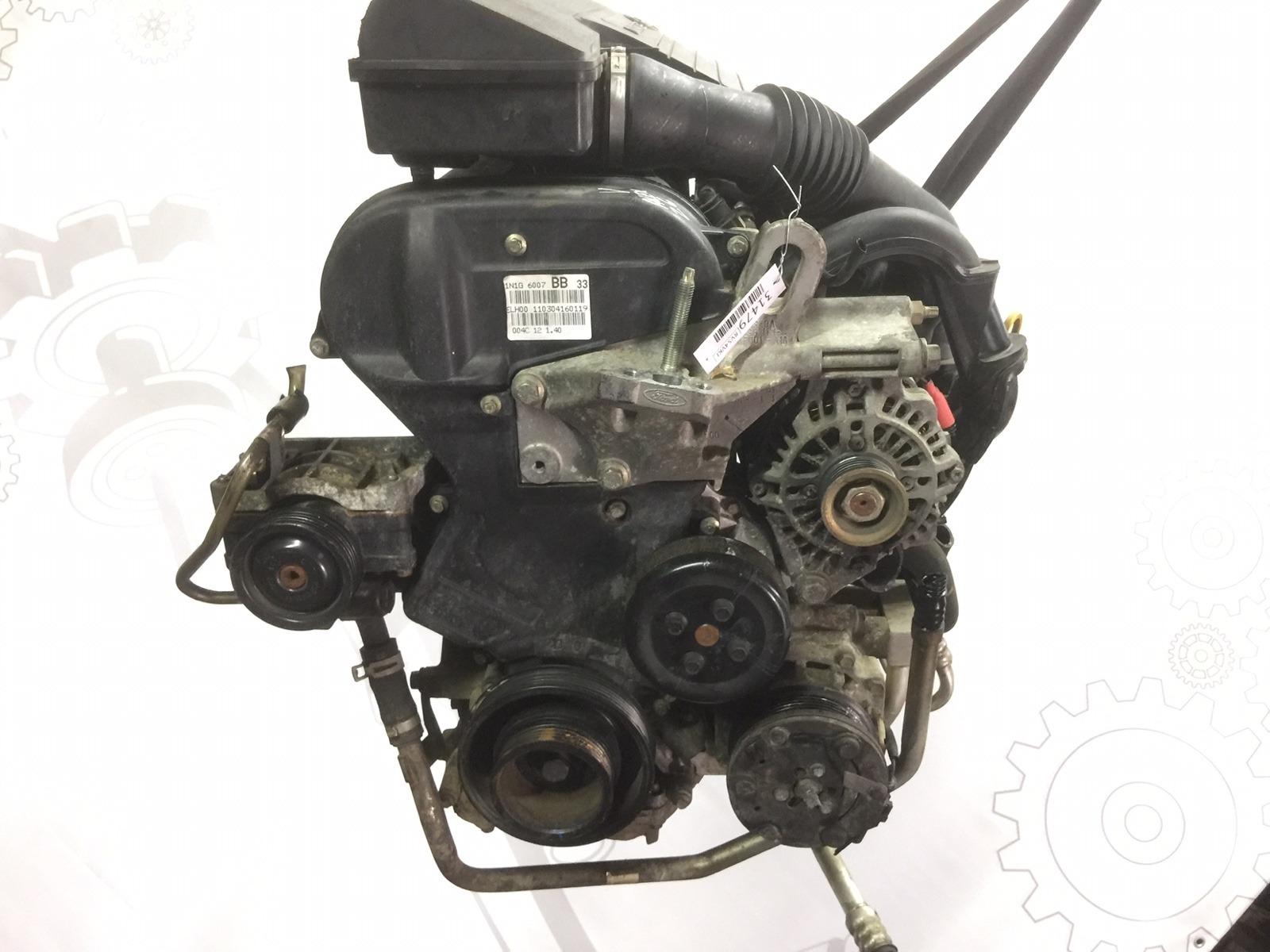 Двигатель бензиновый Ford Fusion 1.4 I 2004 (б/у)