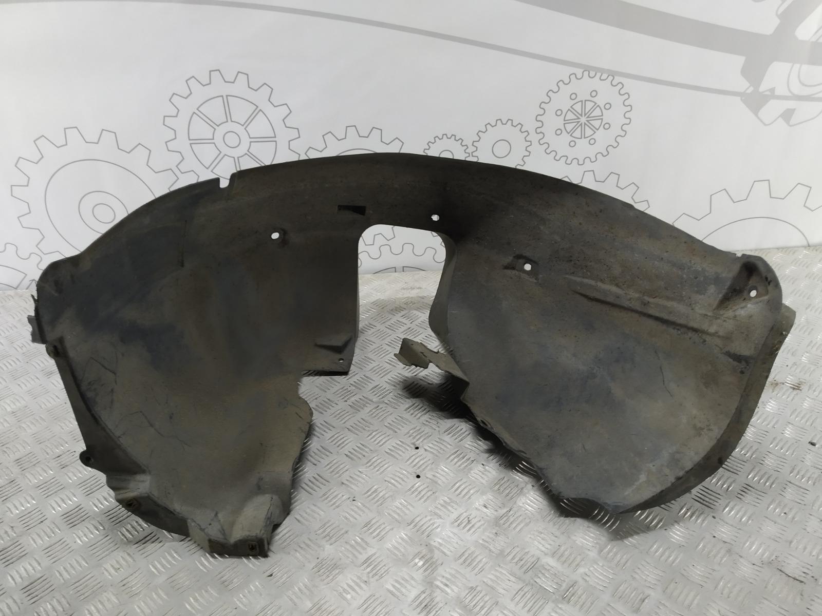 Защита арок передняя левая (подкрылок) Peugeot 308 T7 1.6 HDI 2009 (б/у)