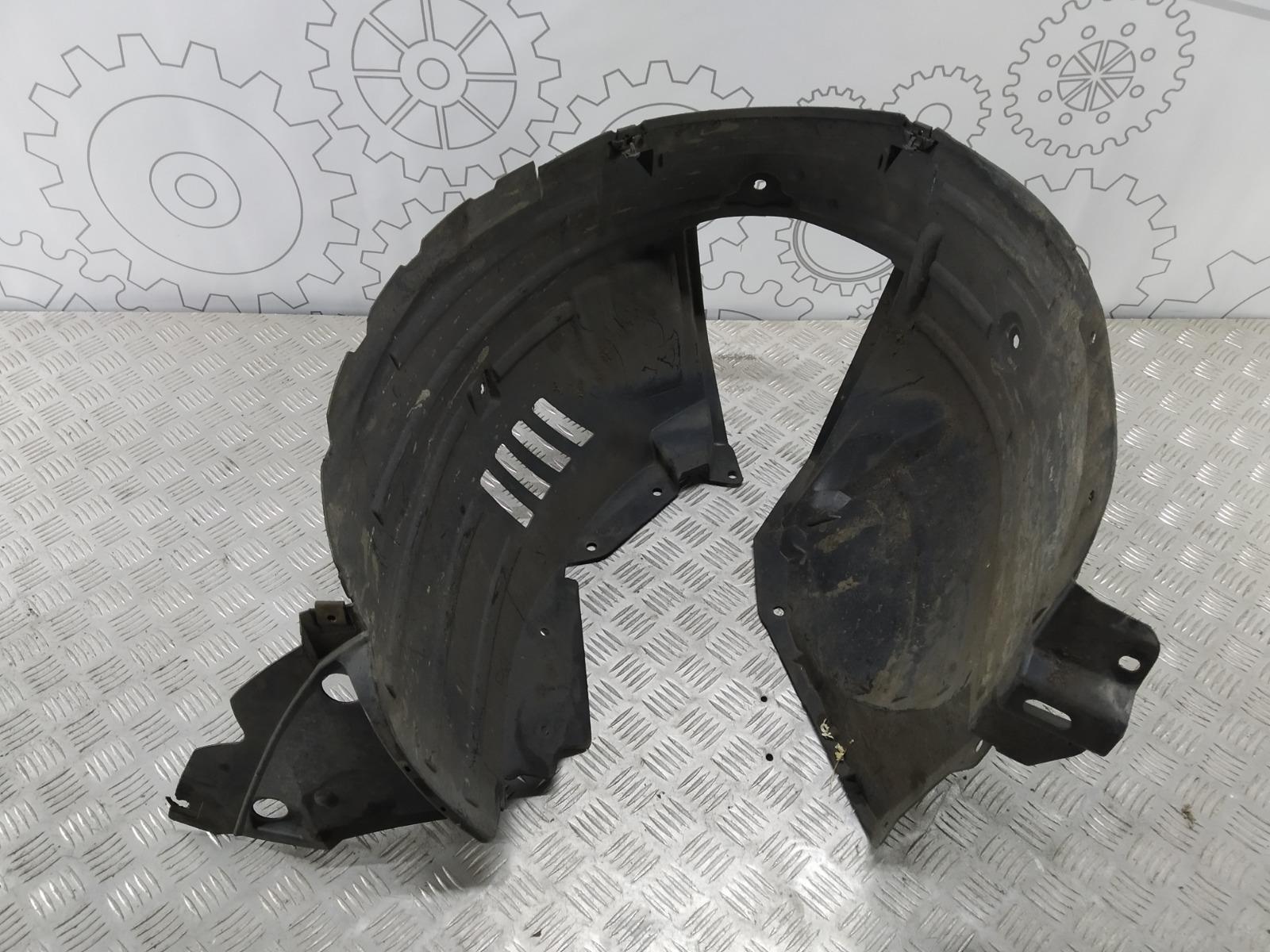 Защита арок передняя левая (подкрылок) Nissan Qashqai 1.5 DCI 2007 (б/у)