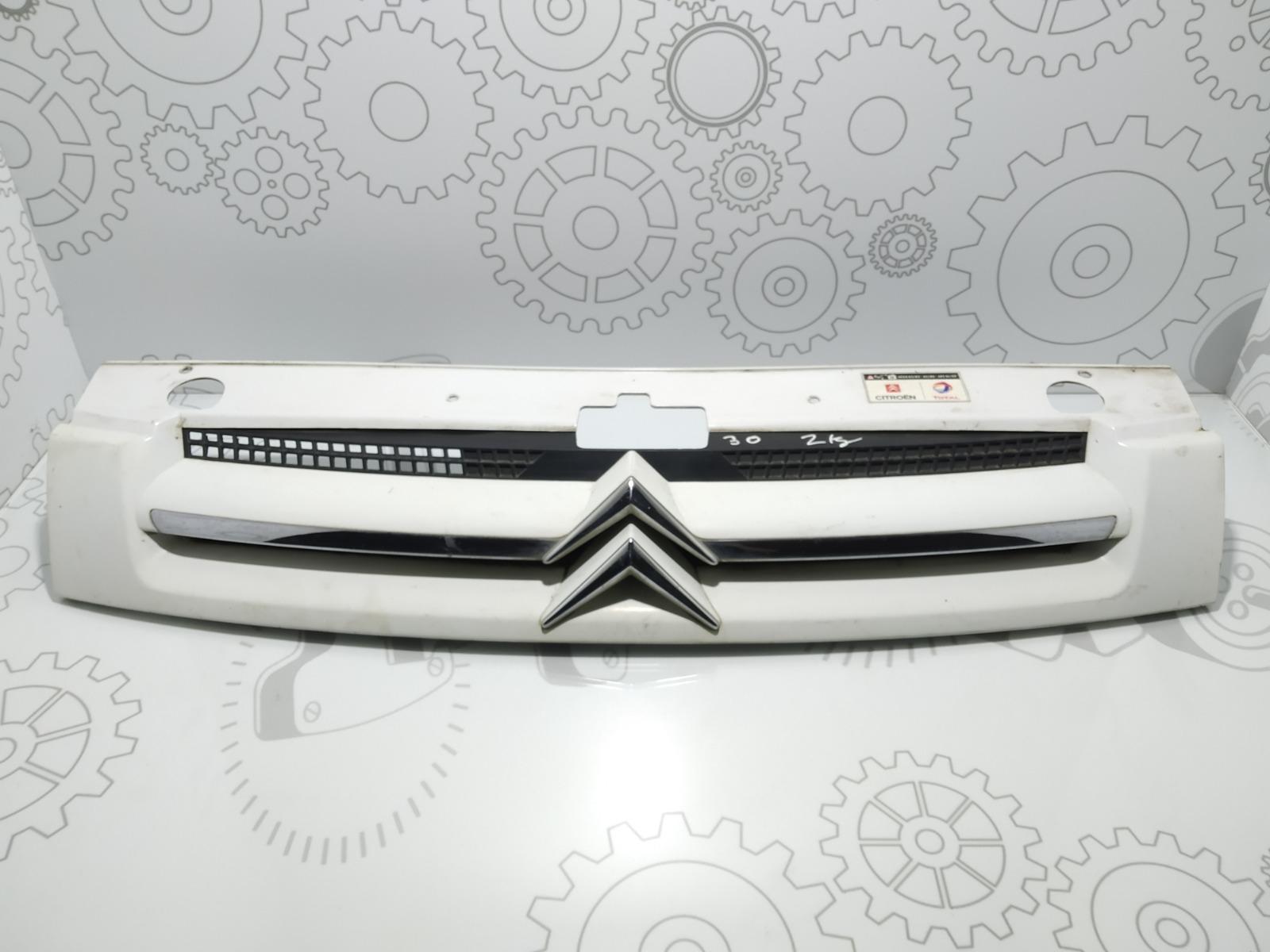 Решетка радиатора Citroen Berlingo 2.0 HDI 2006 (б/у)