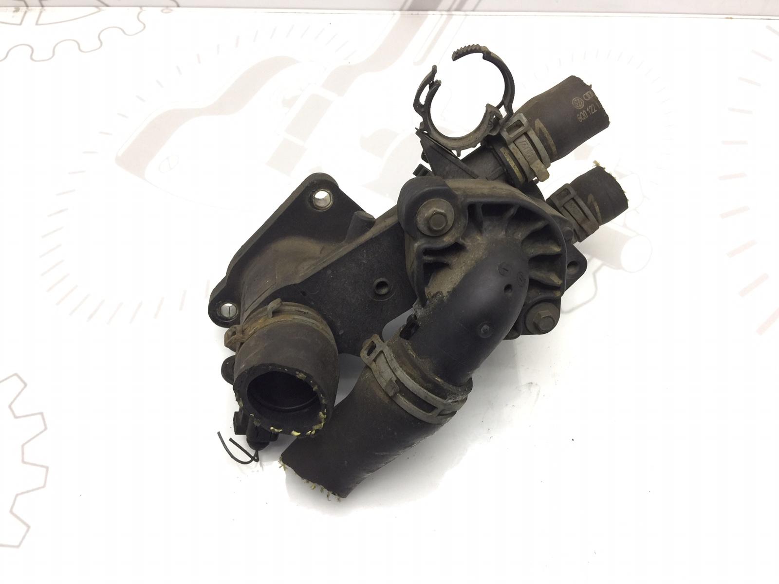 Корпус термостата Volkswagen Polo 1.4 I 2009 (б/у)
