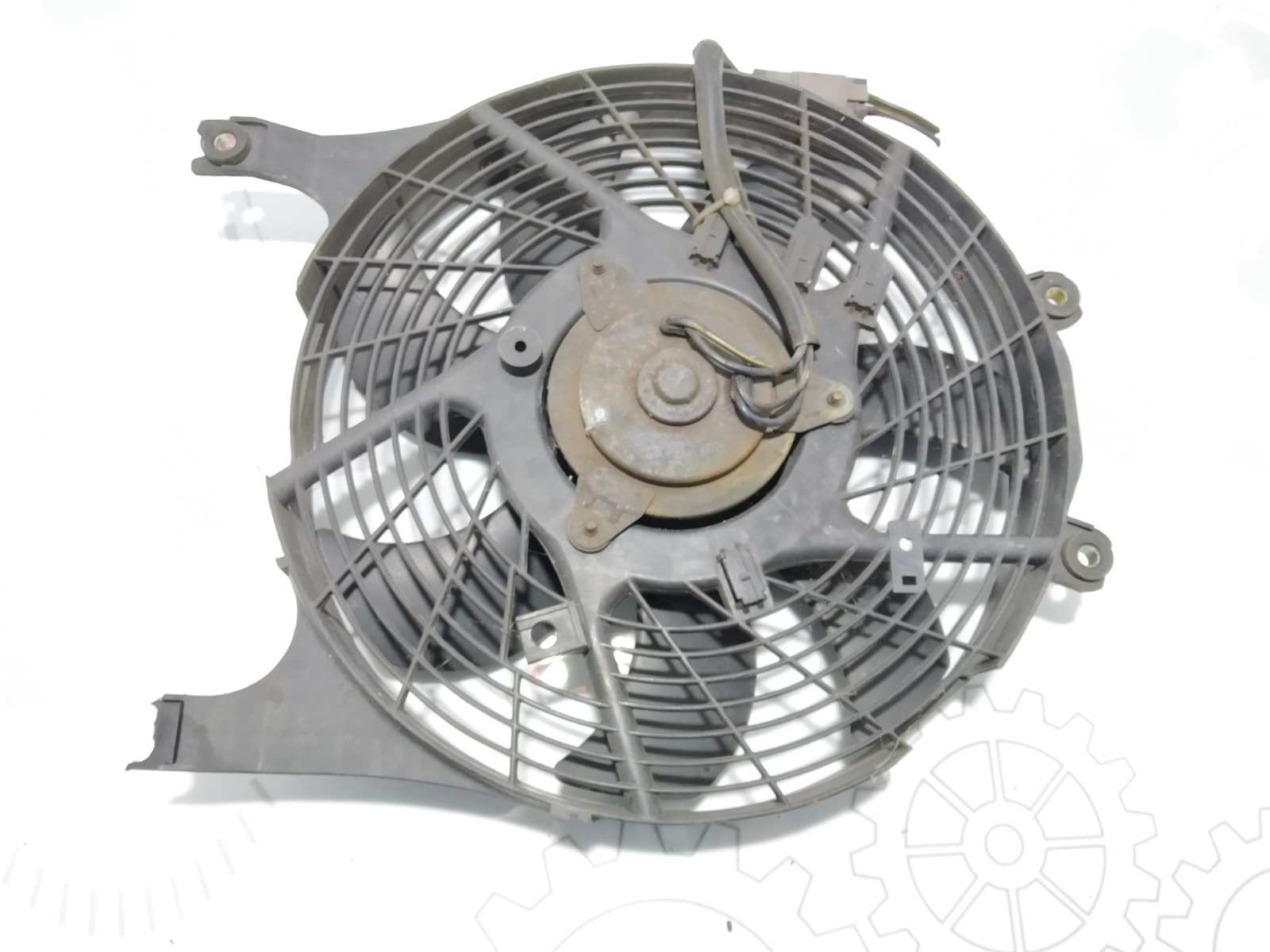 Вентилятор радиатора Mitsubishi Space Star 1.9 DID 2004 (б/у)