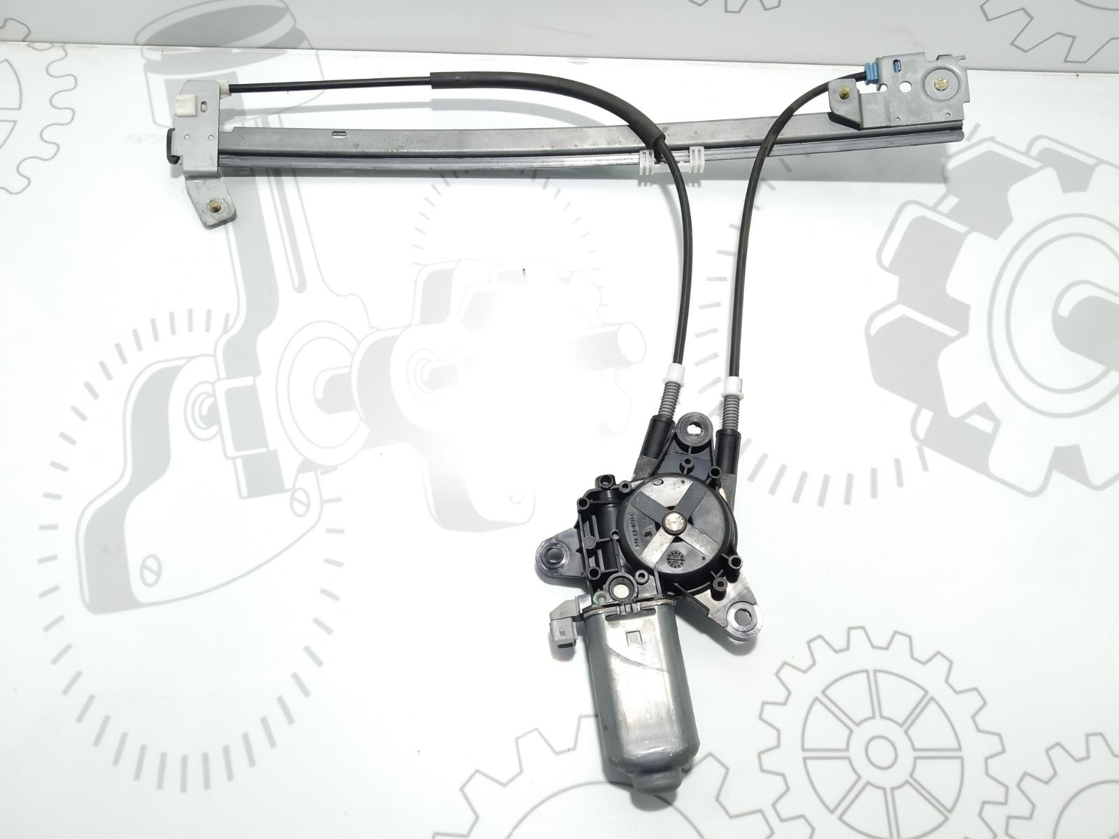 Стеклоподъемник электрический задний левый Fiat Ulysse 2.0 HDI 2000 (б/у)
