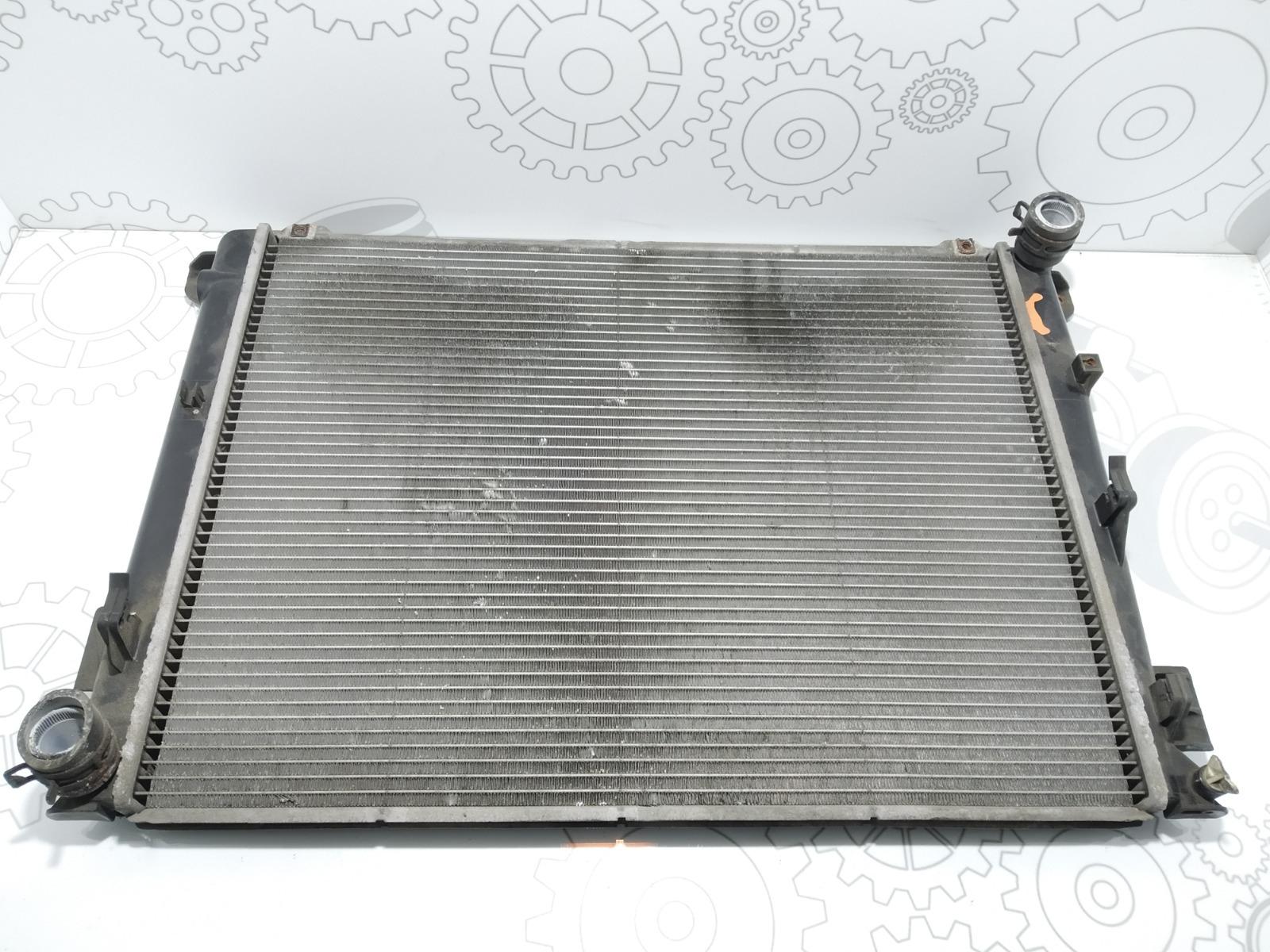 Радиатор (основной) Hyundai Sonata 2.0 CRDI 2006 (б/у)