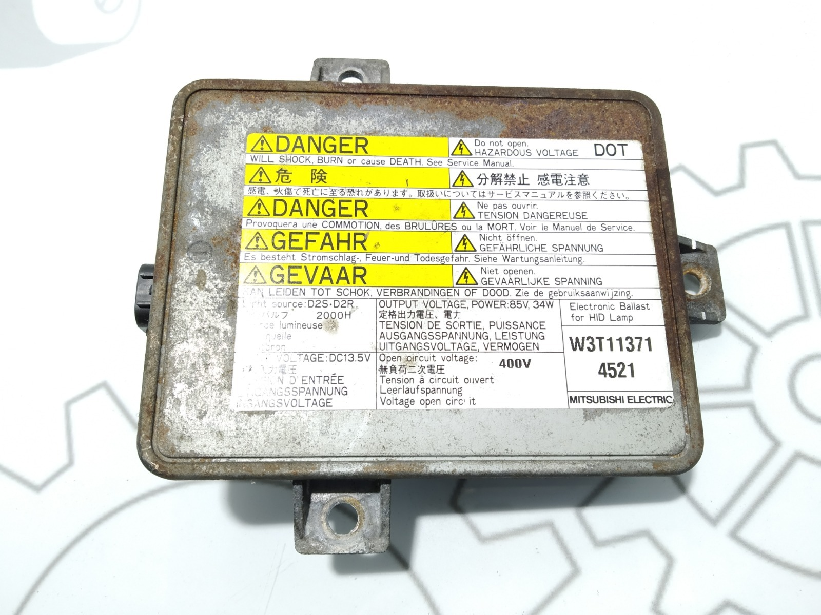 Блок розжига ксенона Mazda 3 BK 2.0 I 2004 (б/у)