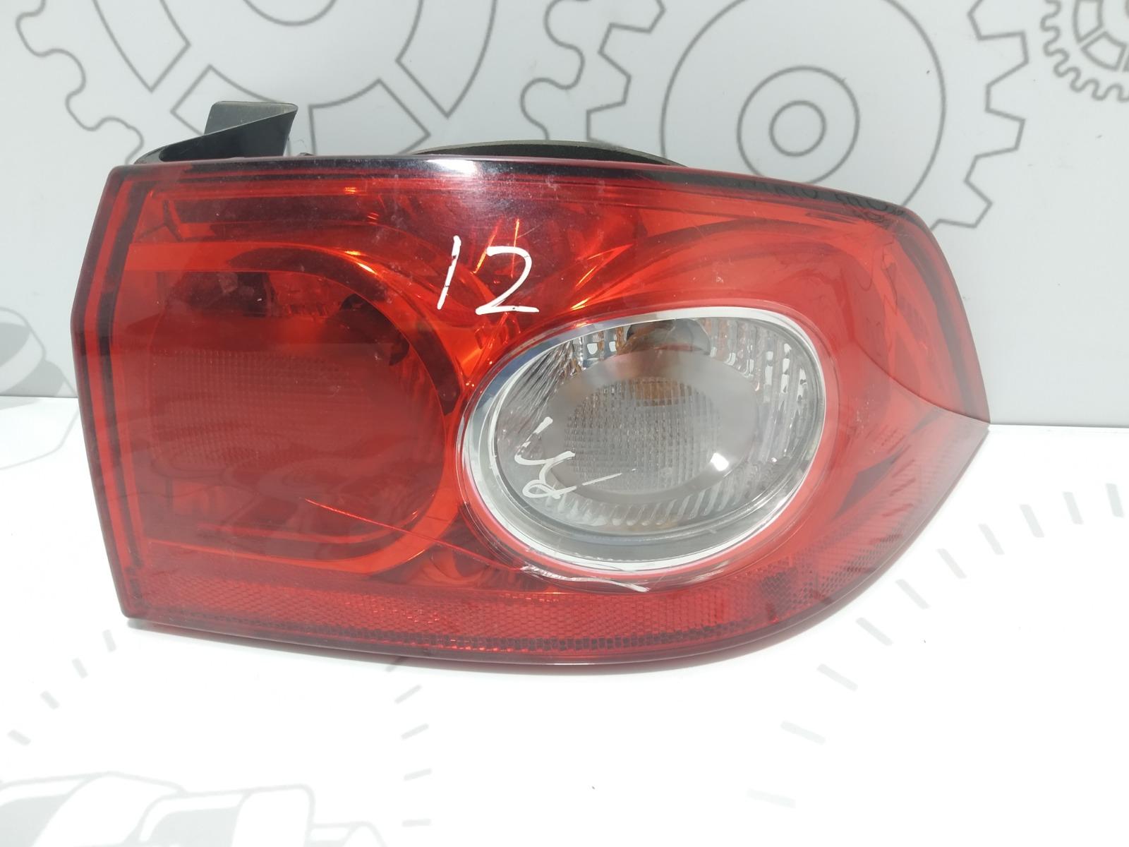 Фонарь задний правый Renault Laguna 1.9 DCI 2007 (б/у)