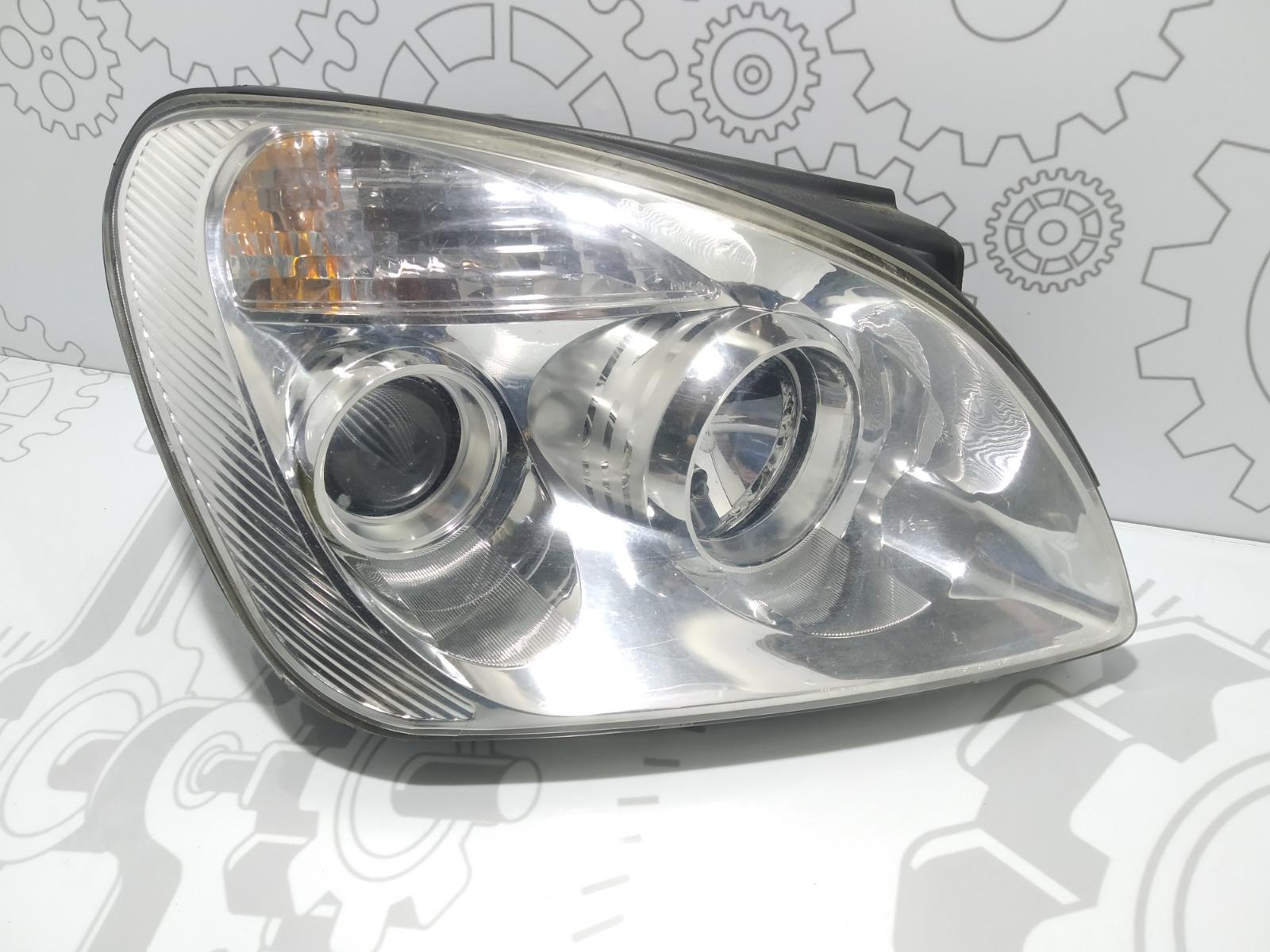 Фара правая Kia Carens 2.0 CRDI 2006 (б/у)