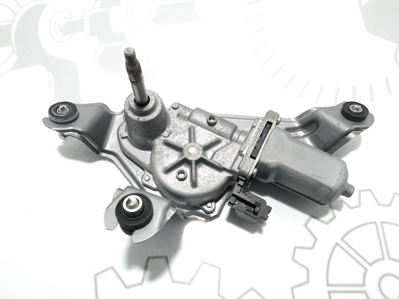 Моторчик заднего стеклоочистителя (дворника) Mazda 6 2.2 CDTI 2010 (б/у)
