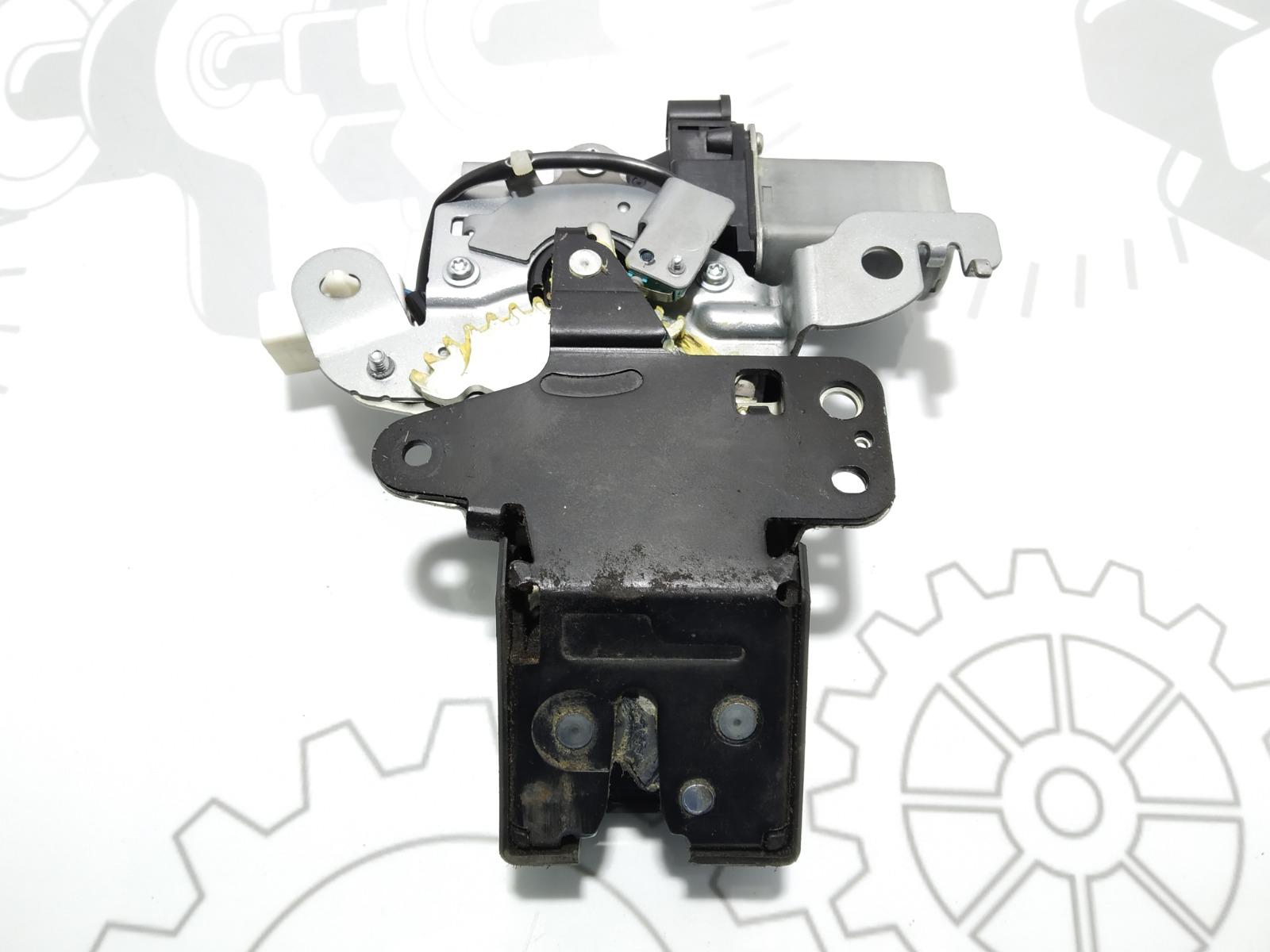 Замок багажника Mazda 6 2.2 CDTI 2010 (б/у)