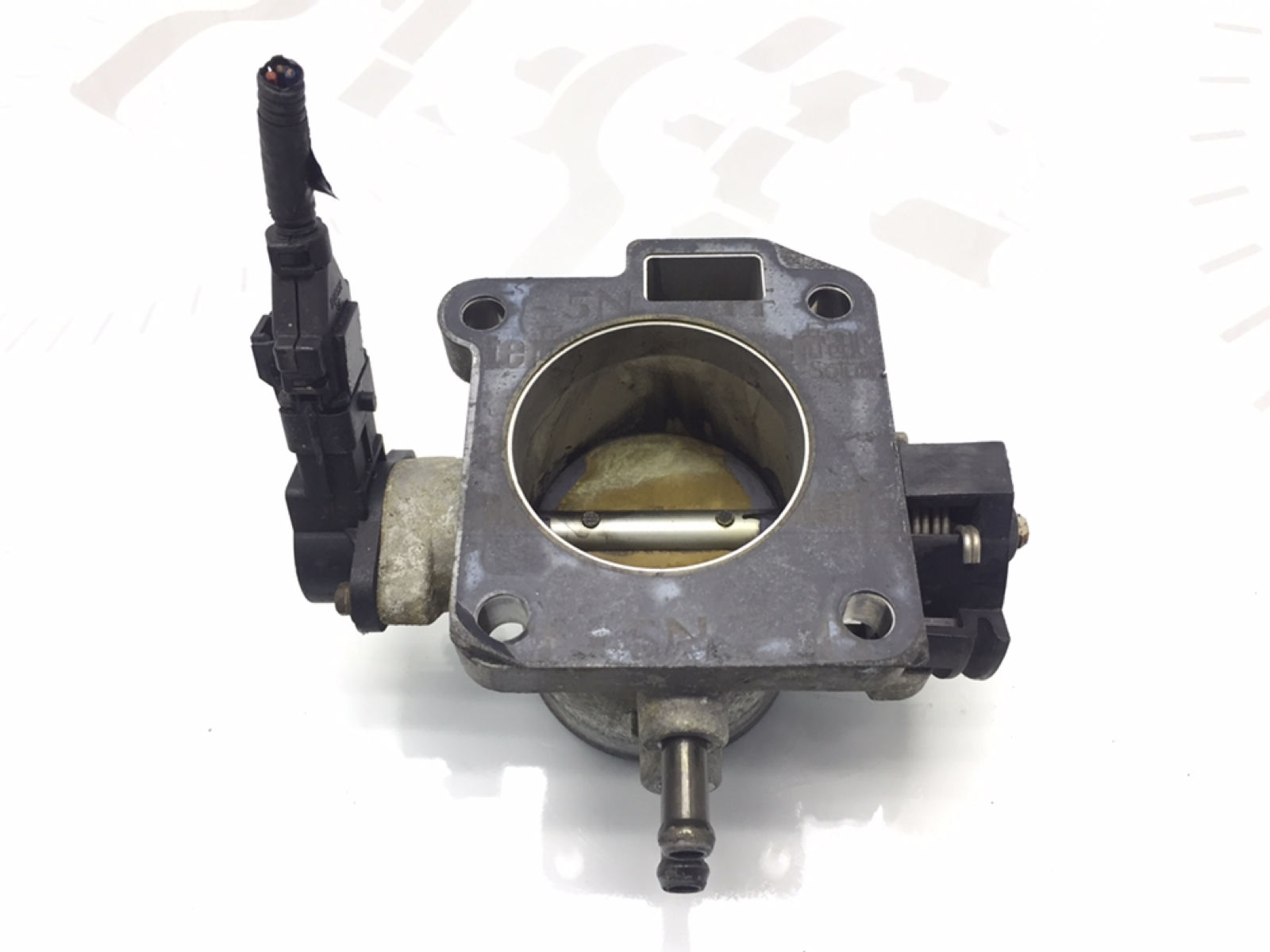 Заслонка дроссельная Hyundai Getz 1.4 I 2005 (б/у)