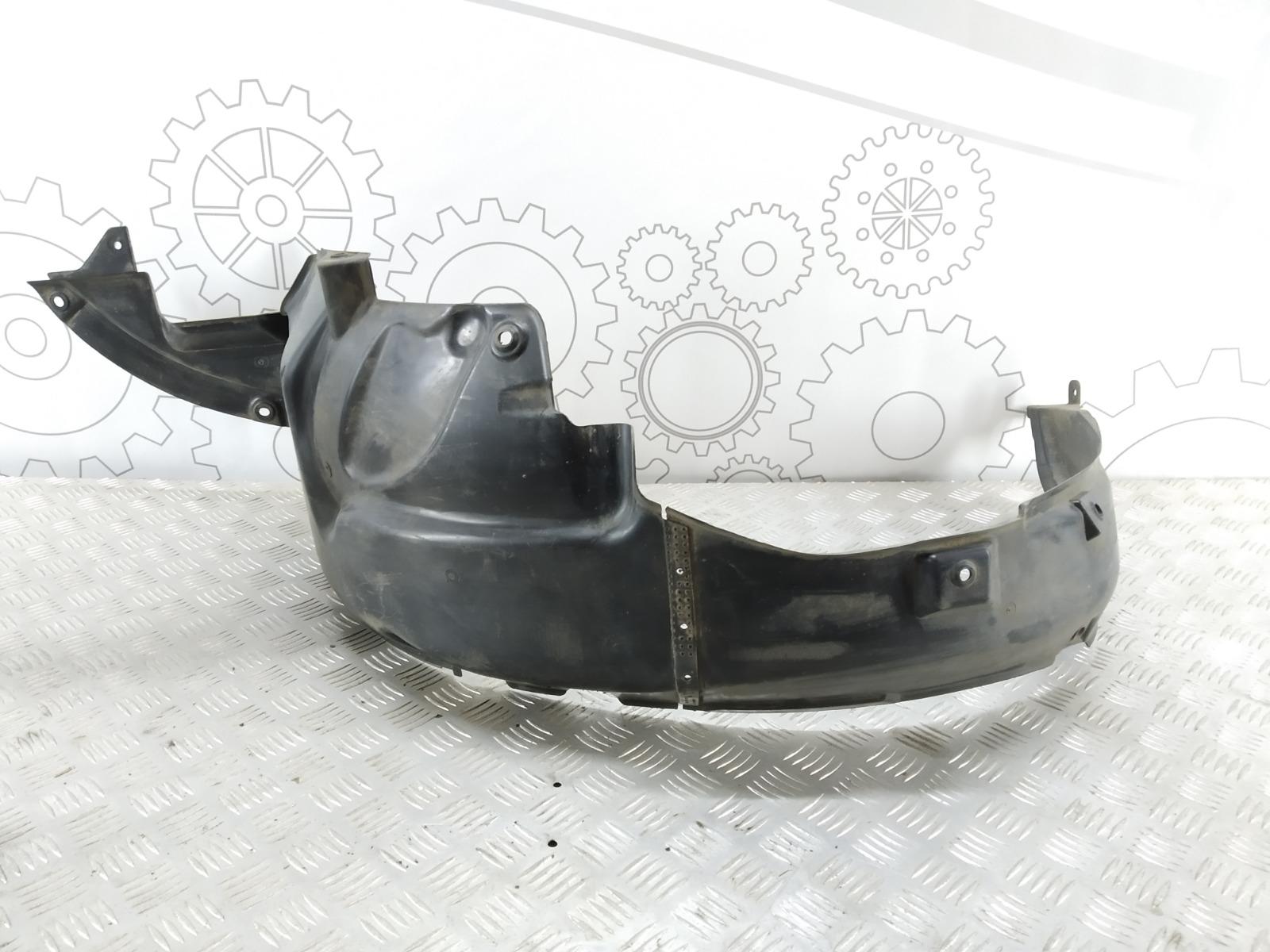 Защита арок передняя левая (подкрылок) Kia Carens 2.0 CRDI 2006 (б/у)