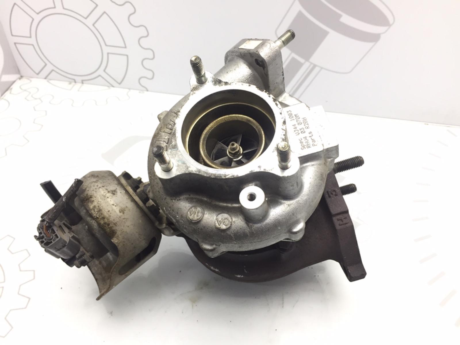 Турбина Mazda 6 2.2 CDTI 2010 (б/у)