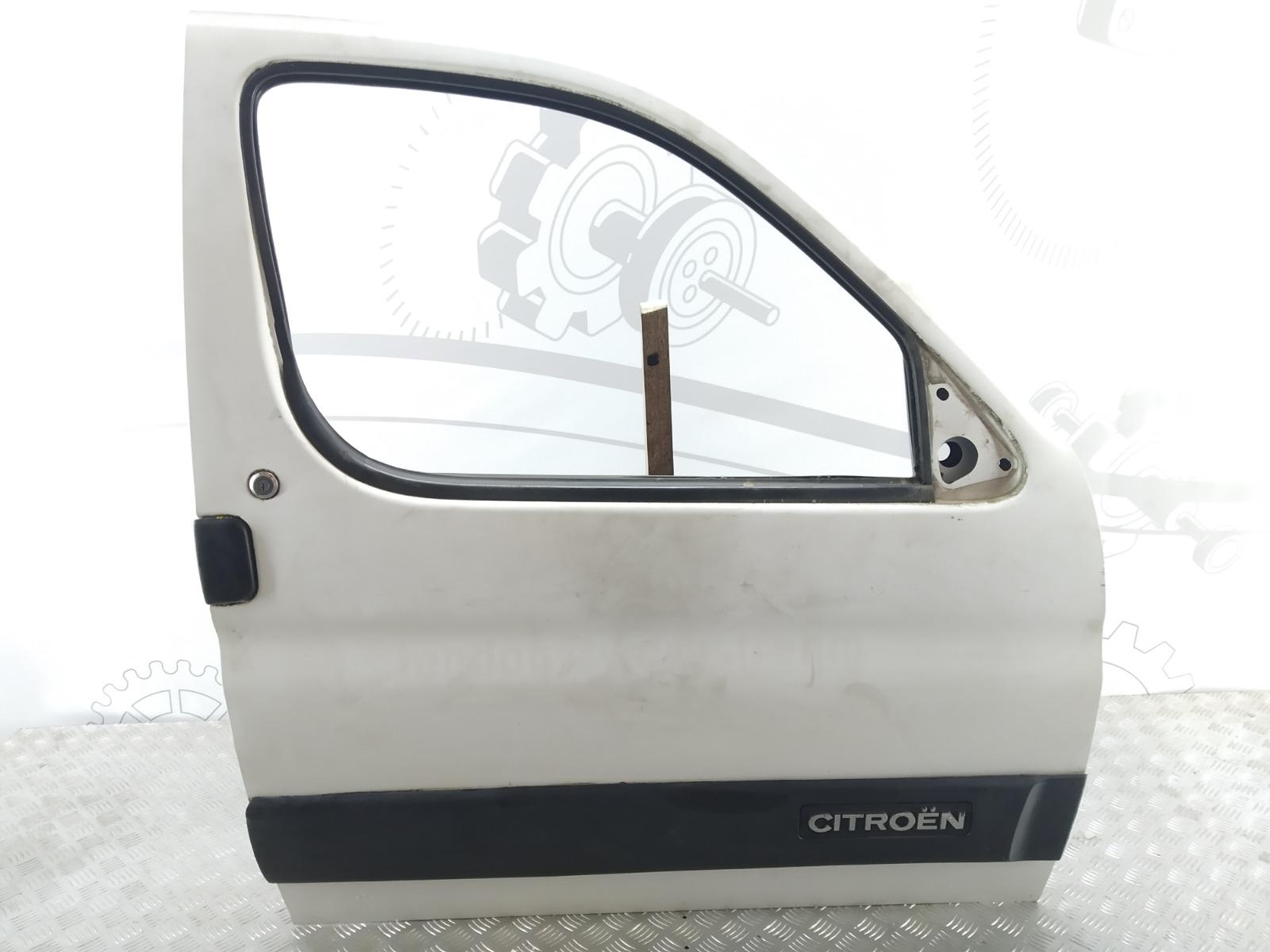Дверь передняя правая Citroen Berlingo 2.0 HDI 2006 (б/у)